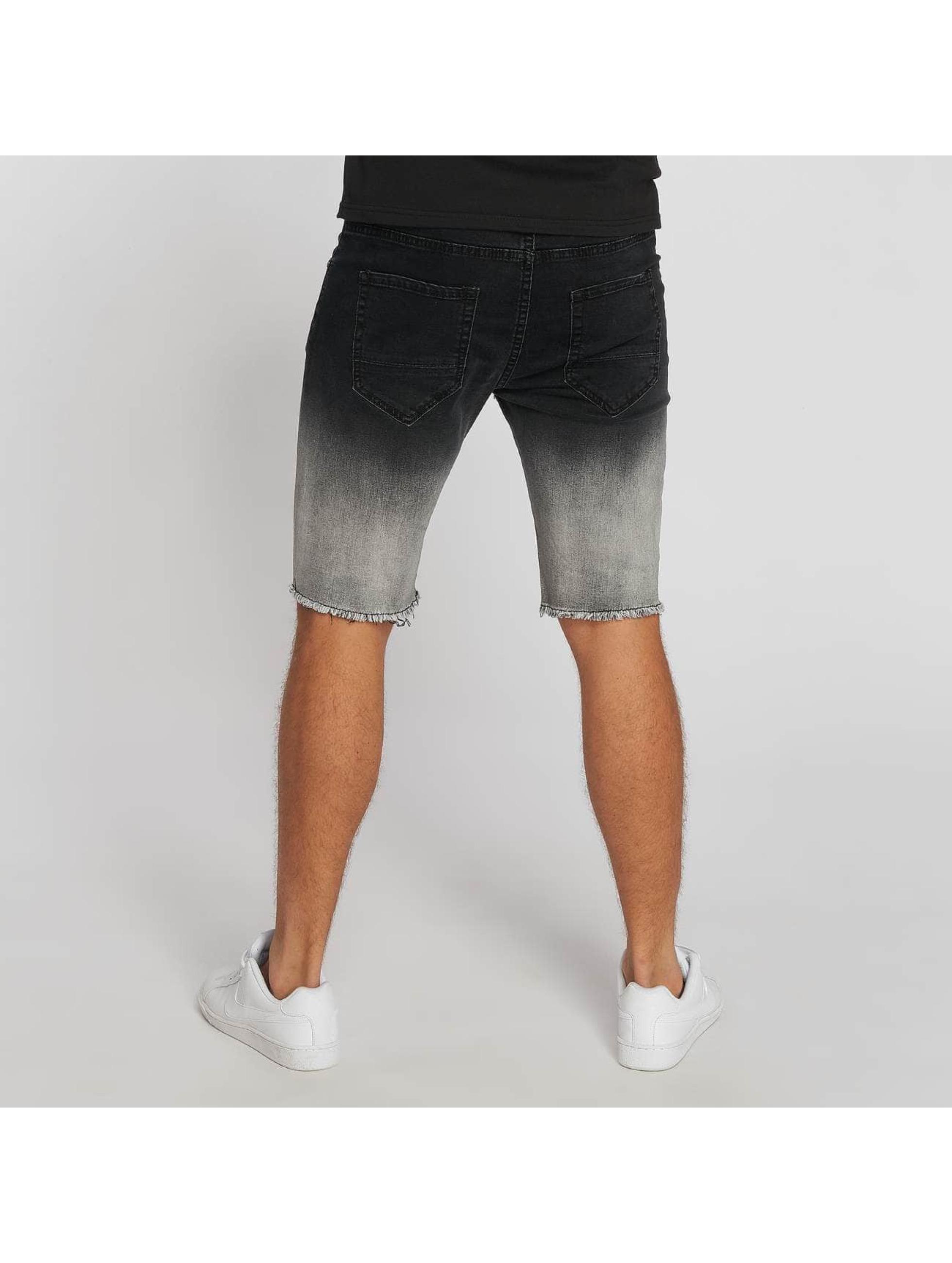 Aarhon Shorts Gradient nero