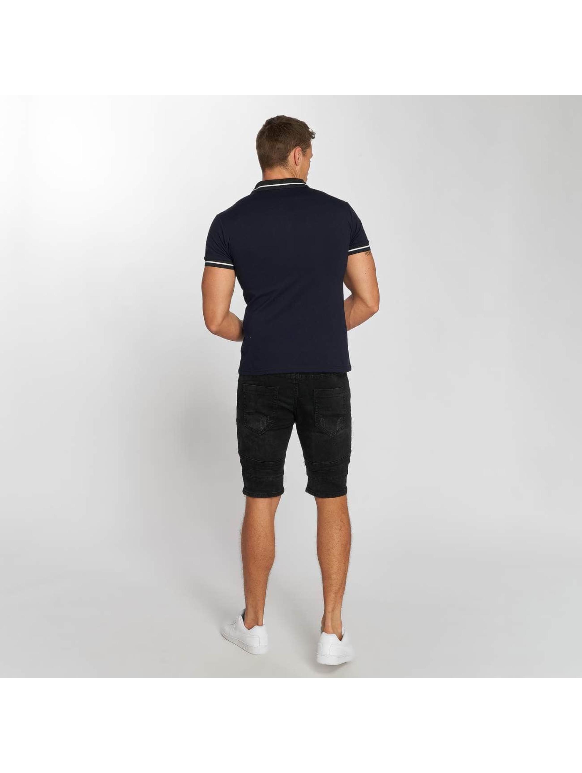 Aarhon Shorts Ripp schwarz