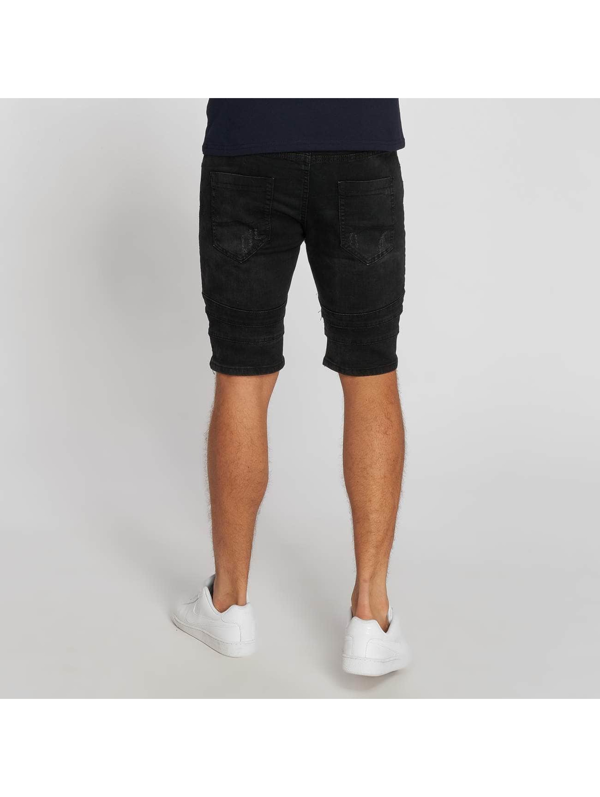Aarhon Shorts Ripp svart