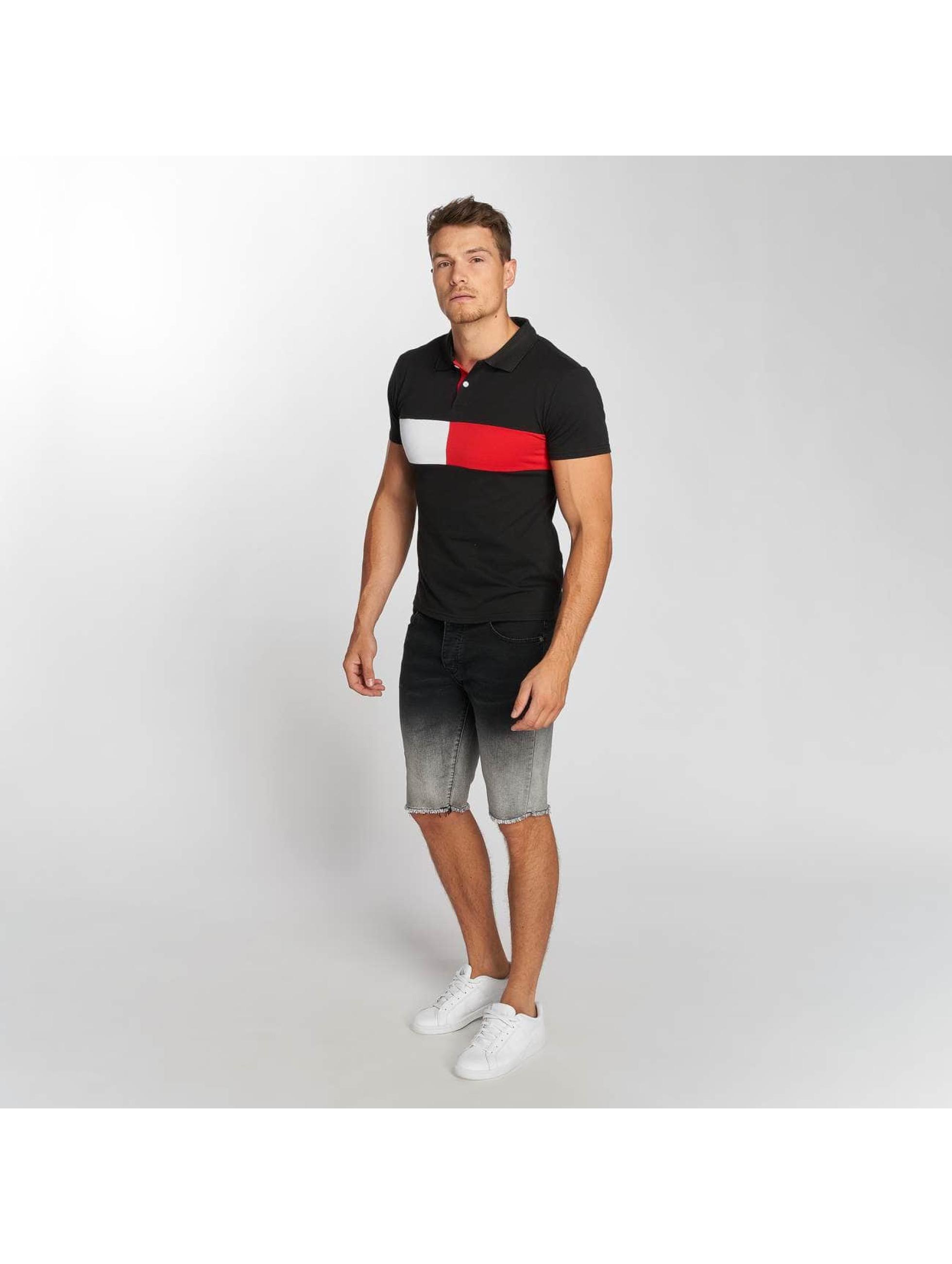 Aarhon Shorts Gradient svart