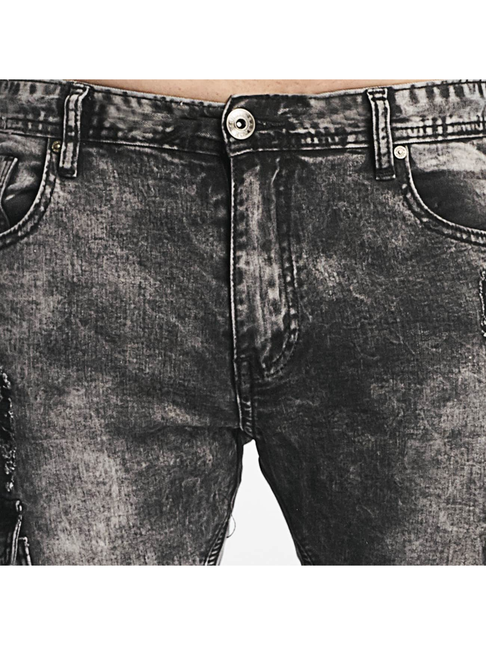 Aarhon Slim Fit Jeans Nizza черный