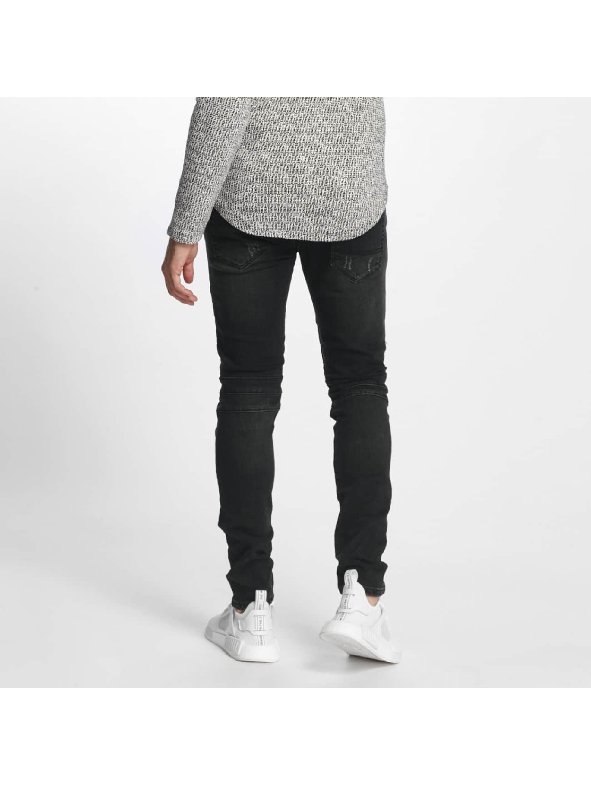 Aarhon Slim Fit Jeans Pirmin black