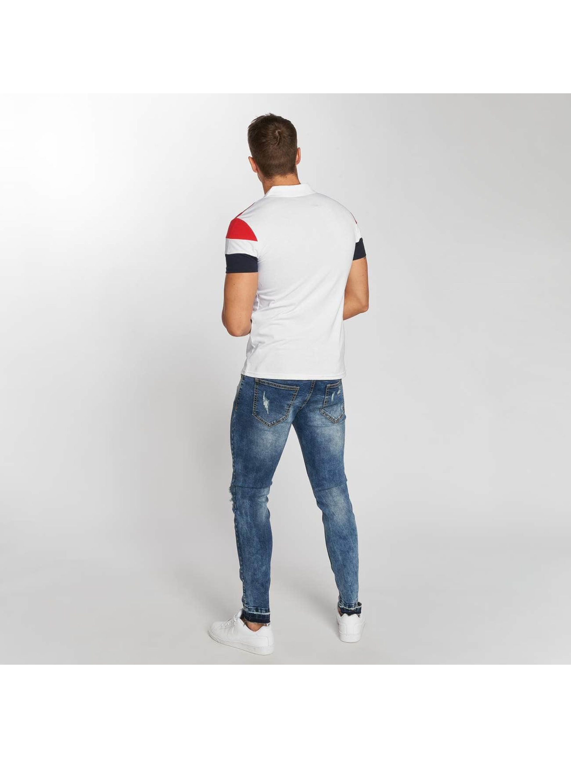Aarhon Straight Fit Jeans Washed blau