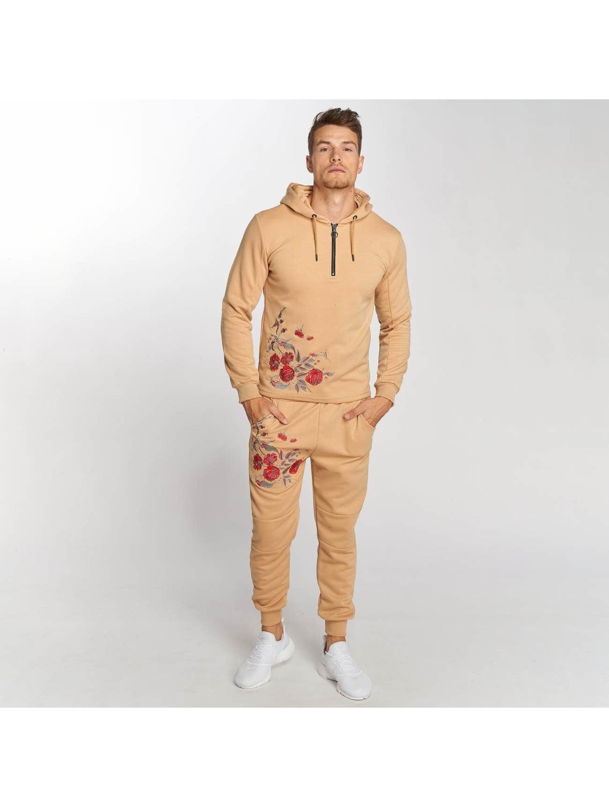Aarhon Suits Roses brown