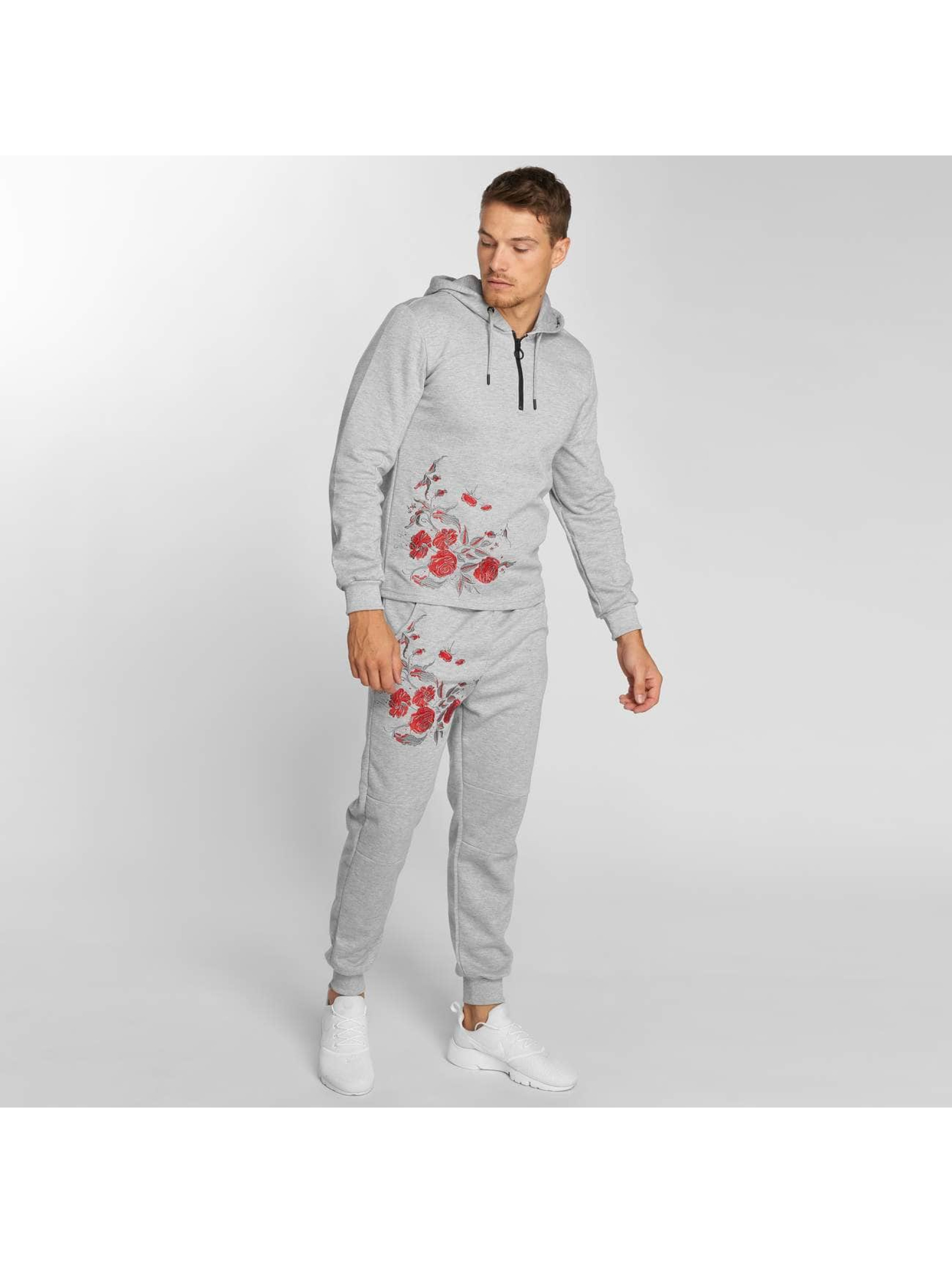 Aarhon Suits Roses gray