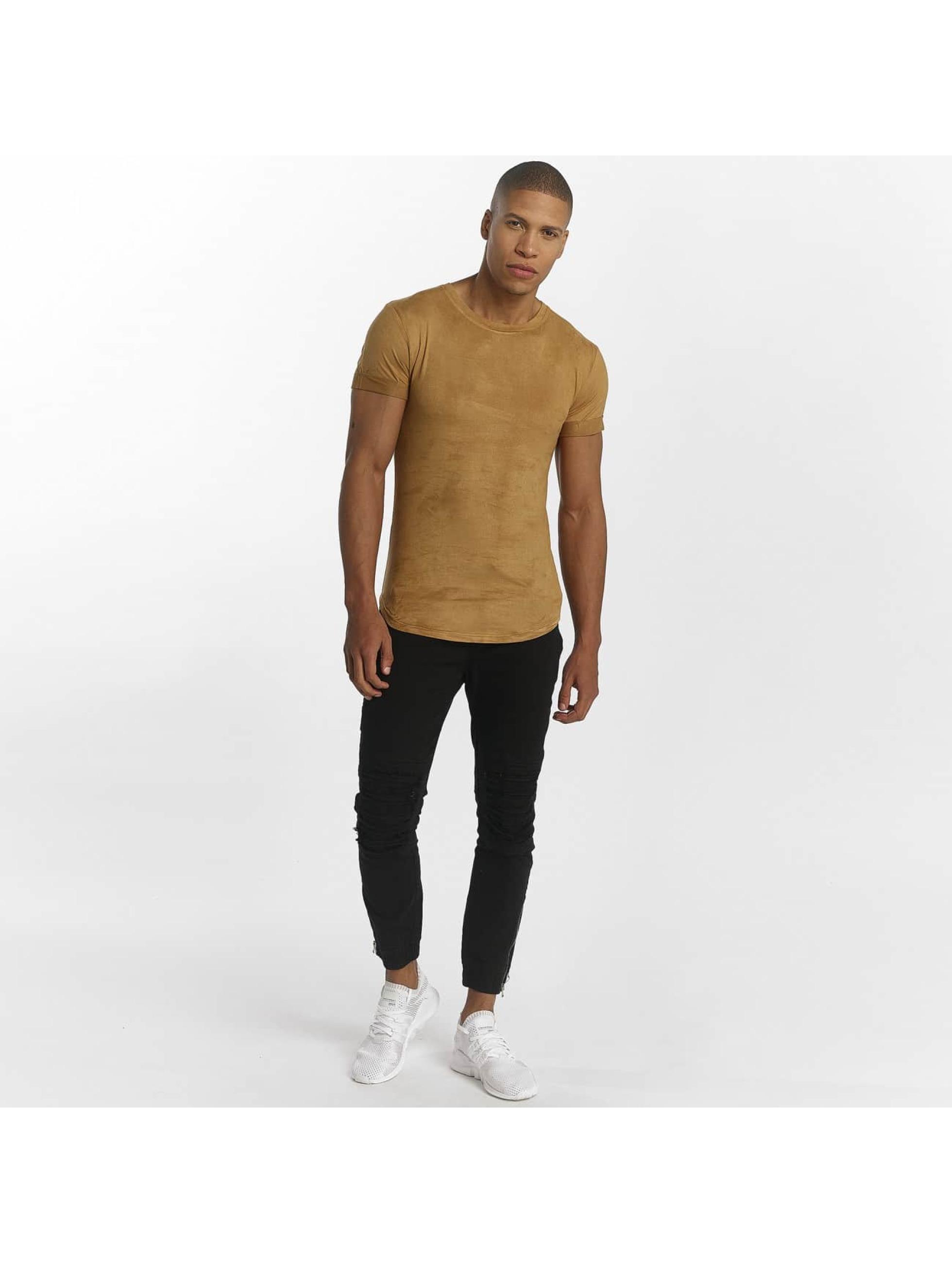 Aarhon T-Shirt Roma braun