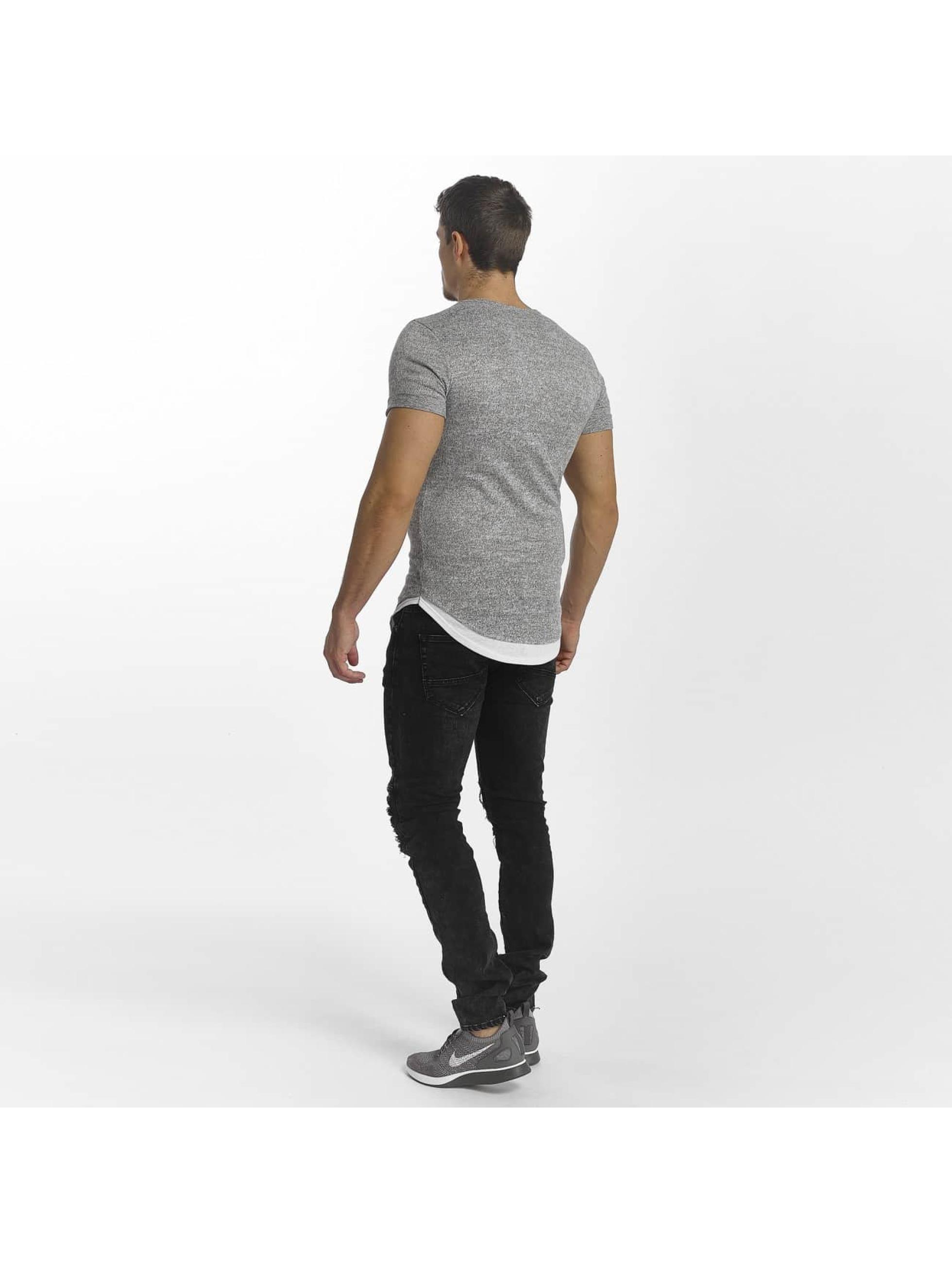 Aarhon T-Shirt Bresca grau