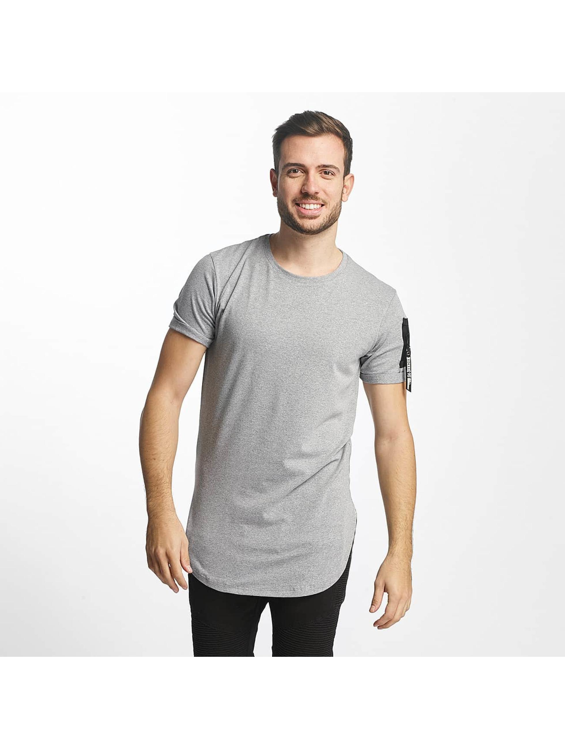 Aarhon T-Shirt Atalanta grey