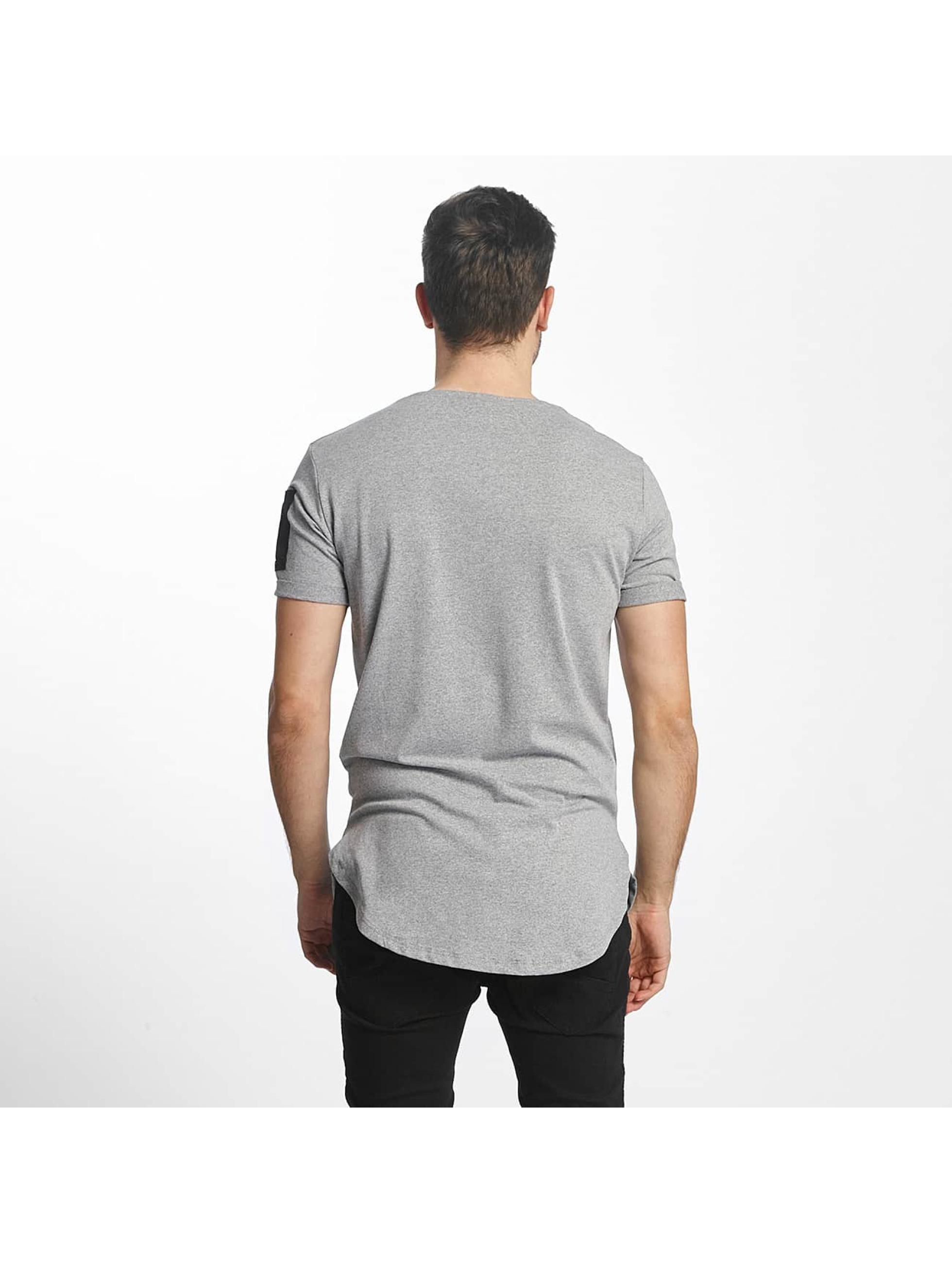 Aarhon T-Shirt Atalanta gris