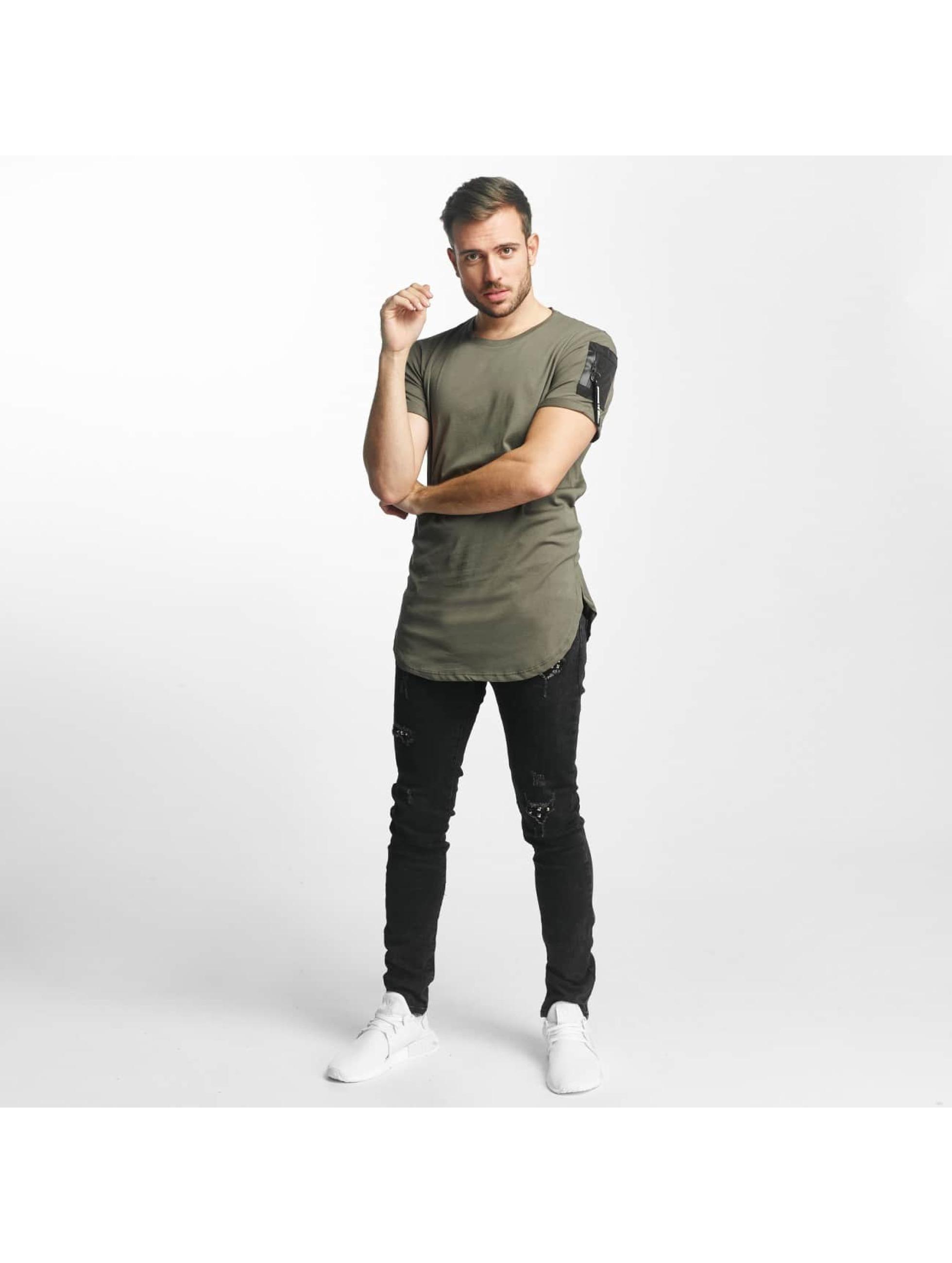 Aarhon T-Shirt Atalanta kaki