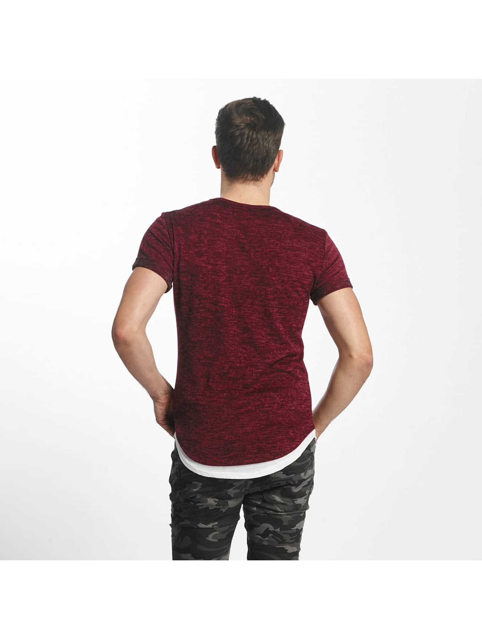 Aarhon T-Shirt Bresca red