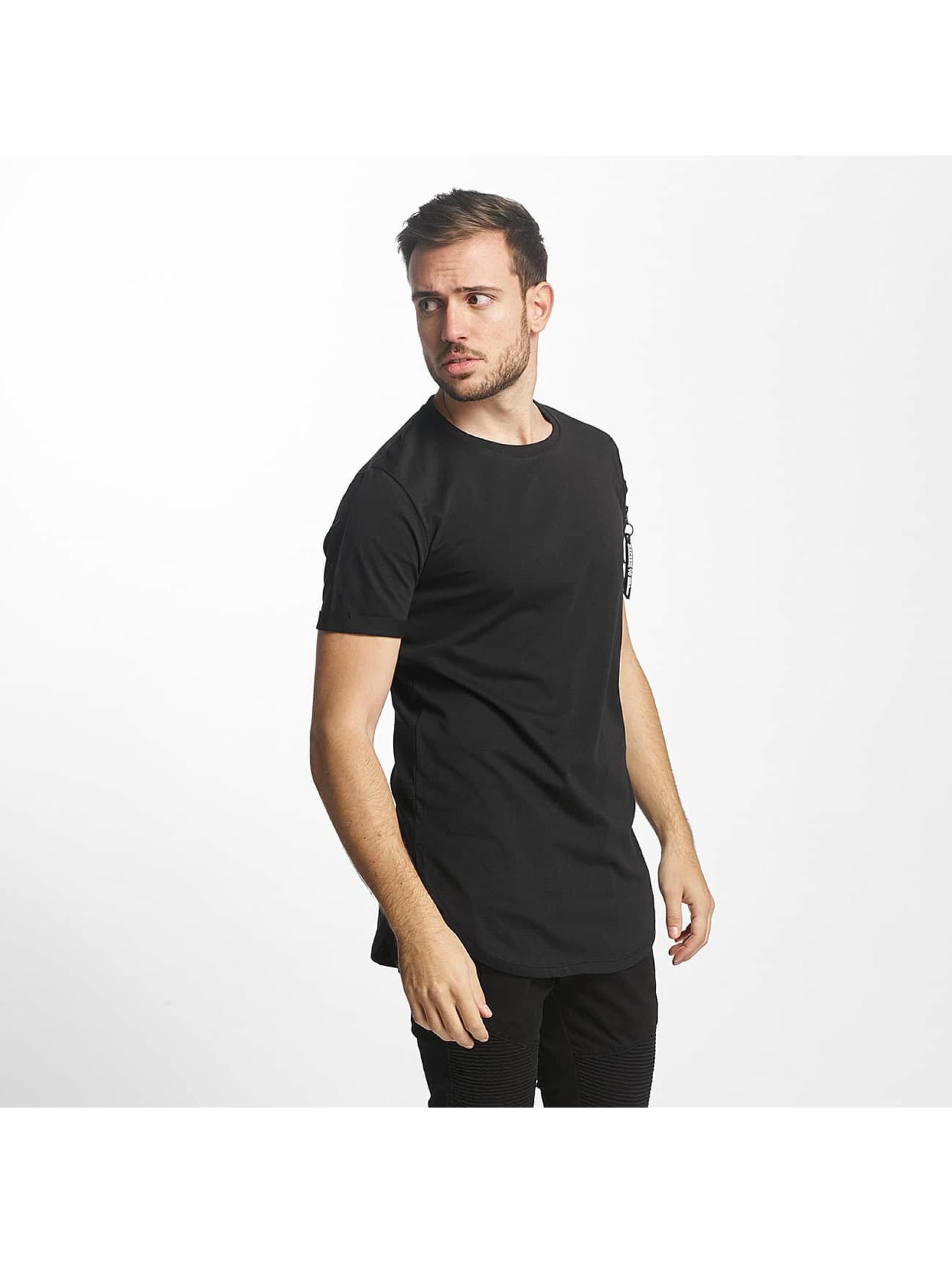Aarhon t-shirt  zwart