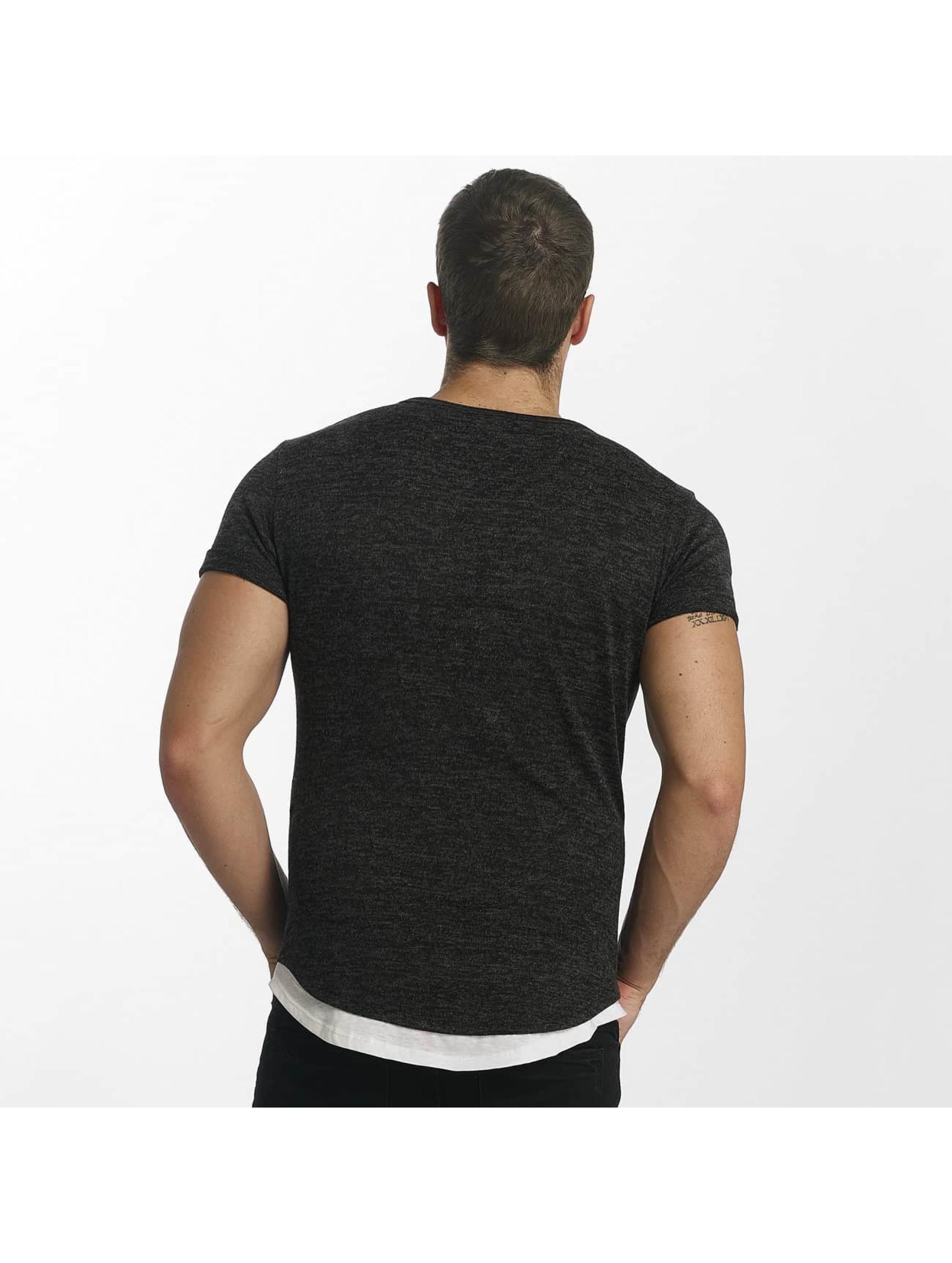 Aarhon T-Shirty Bresca czarny