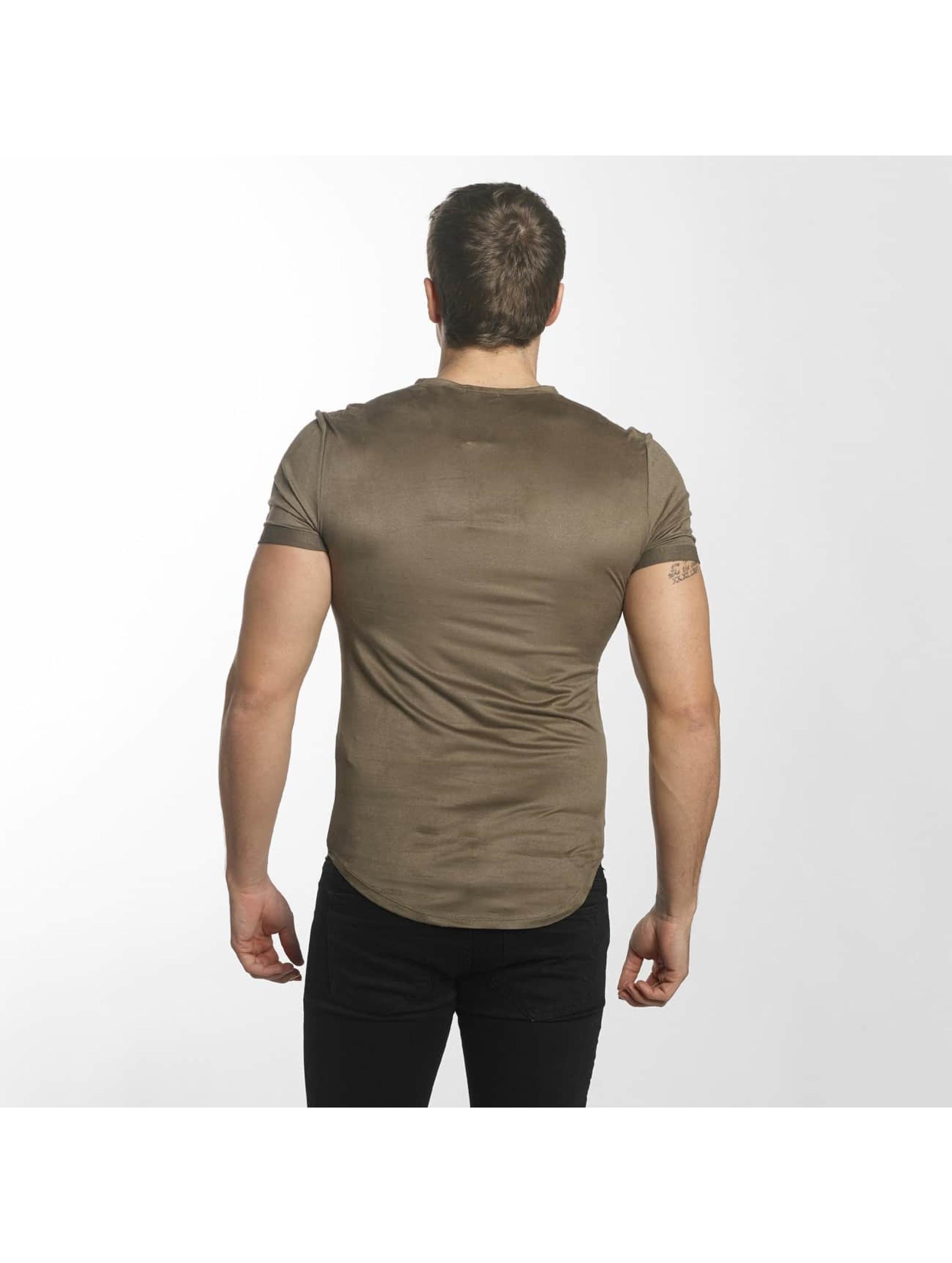 Aarhon T-skjorter Roma khaki