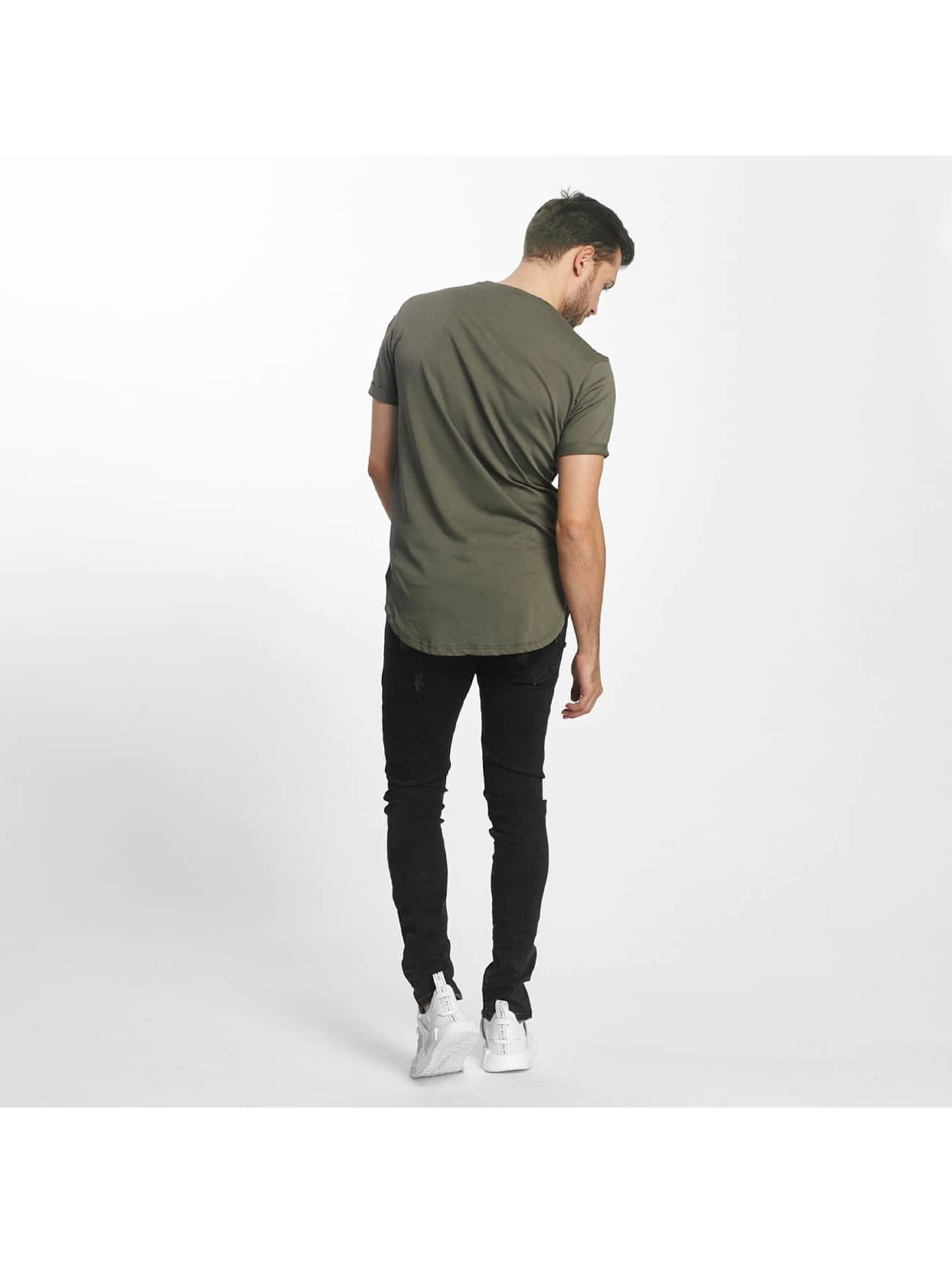 Aarhon T-skjorter Atalanta khaki