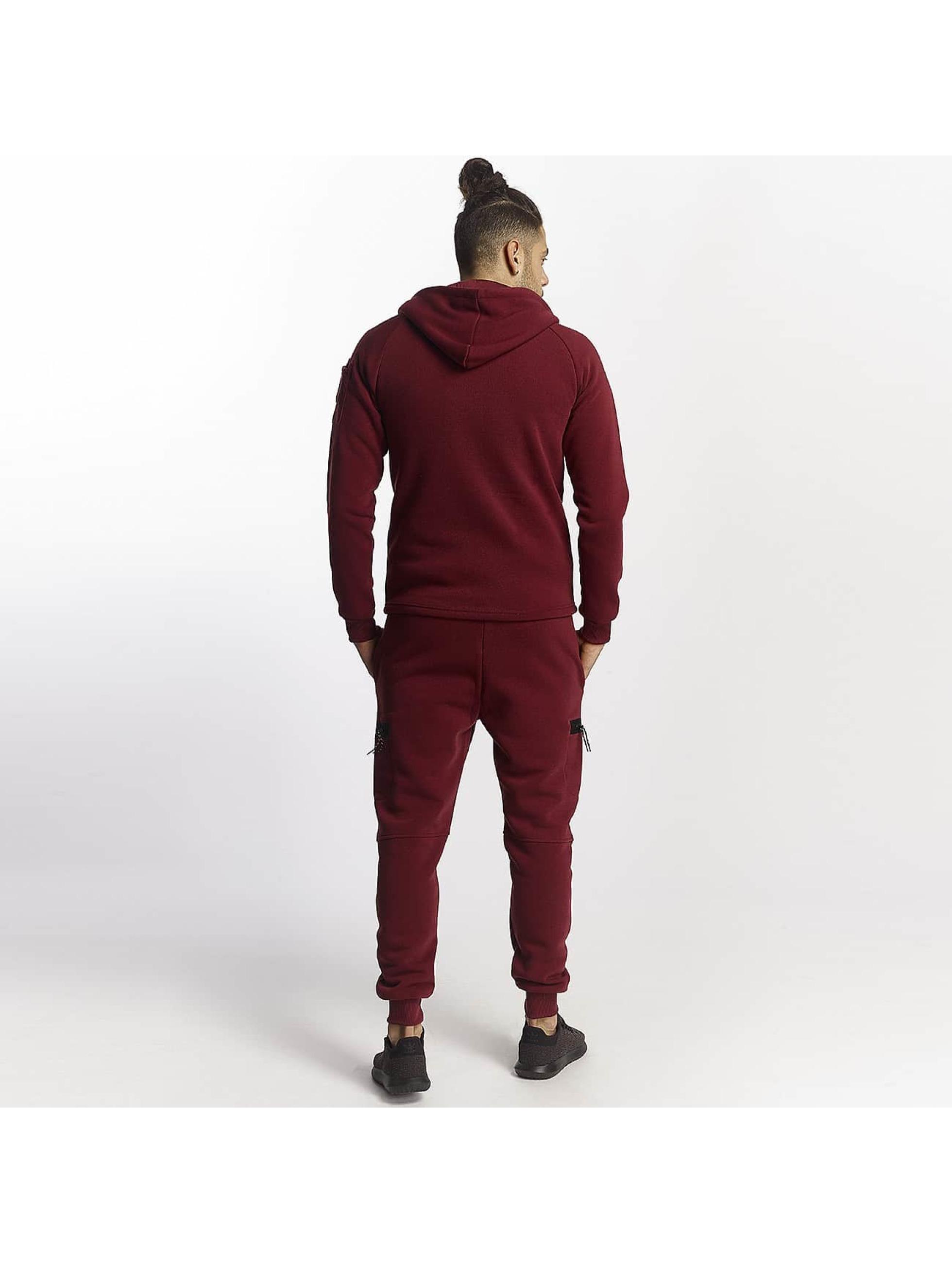 Aarhon Trainingspak Aarhon Track Suit rood