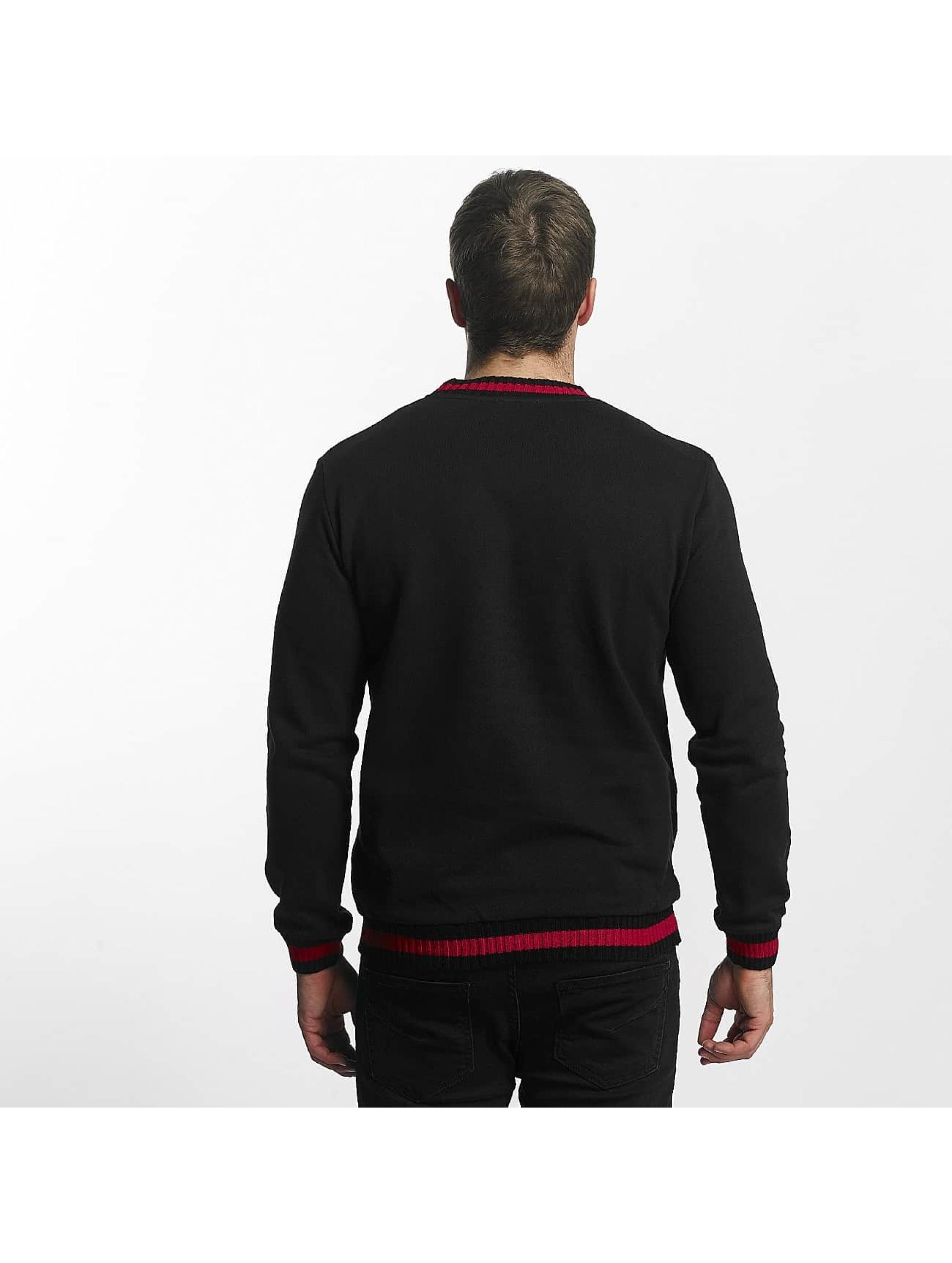 Aarhon trui Knit zwart