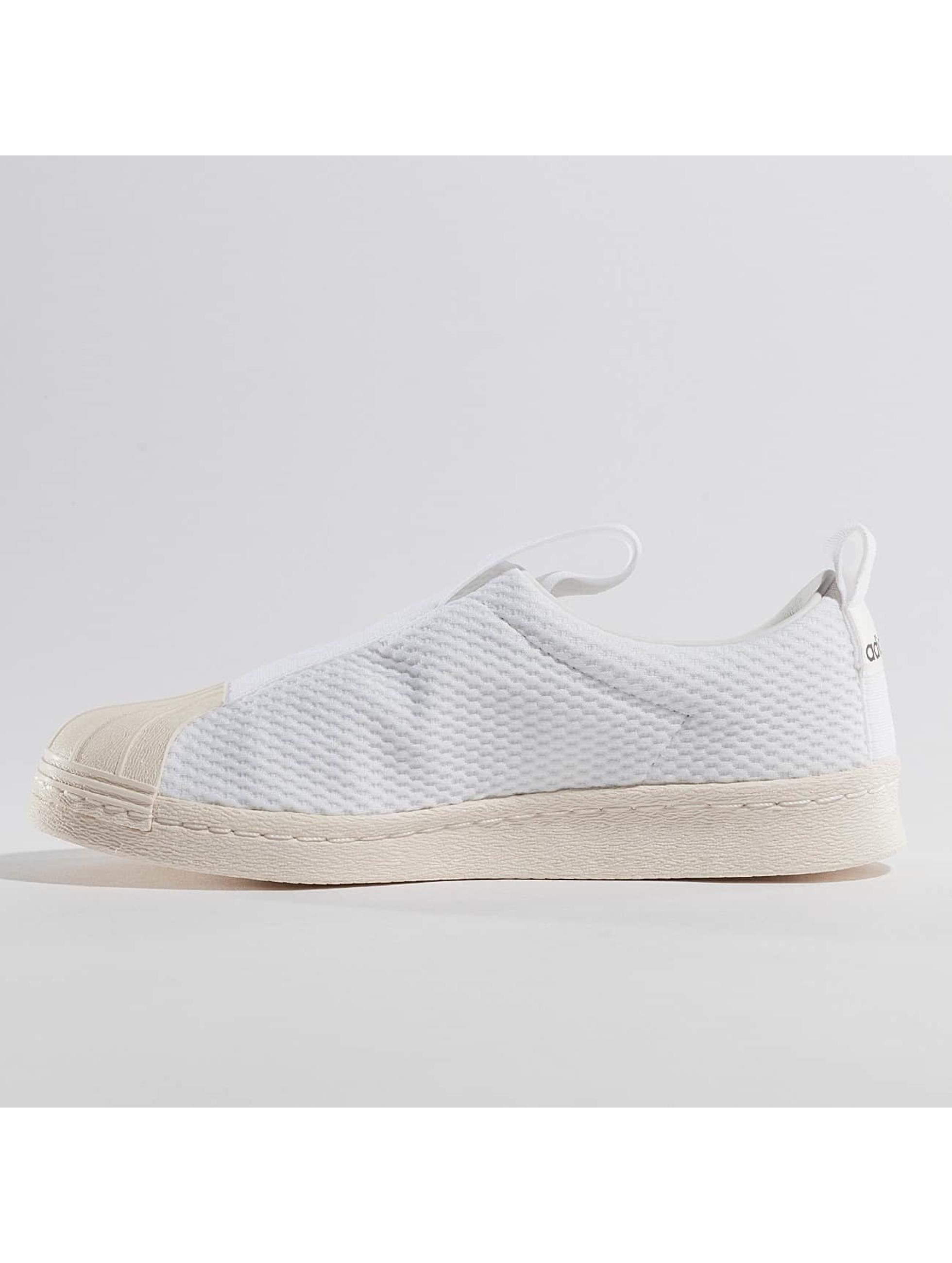 adidas Сникеры Superstar BW35 S белый