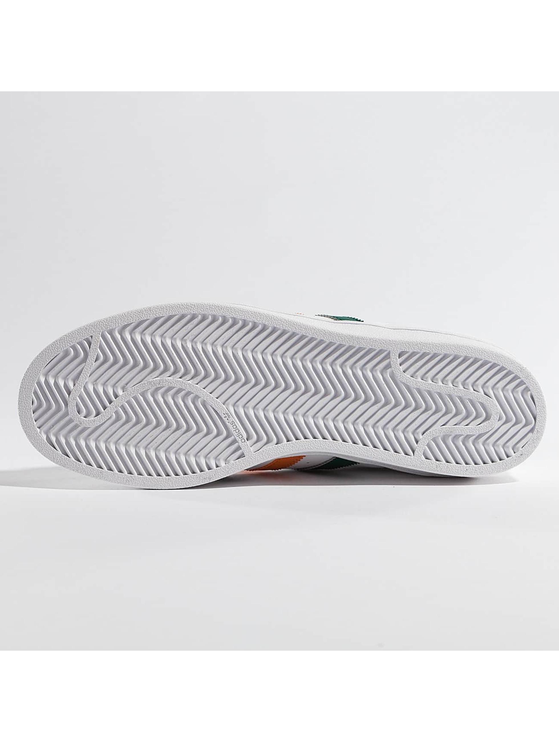 adidas Сникеры Superstar белый