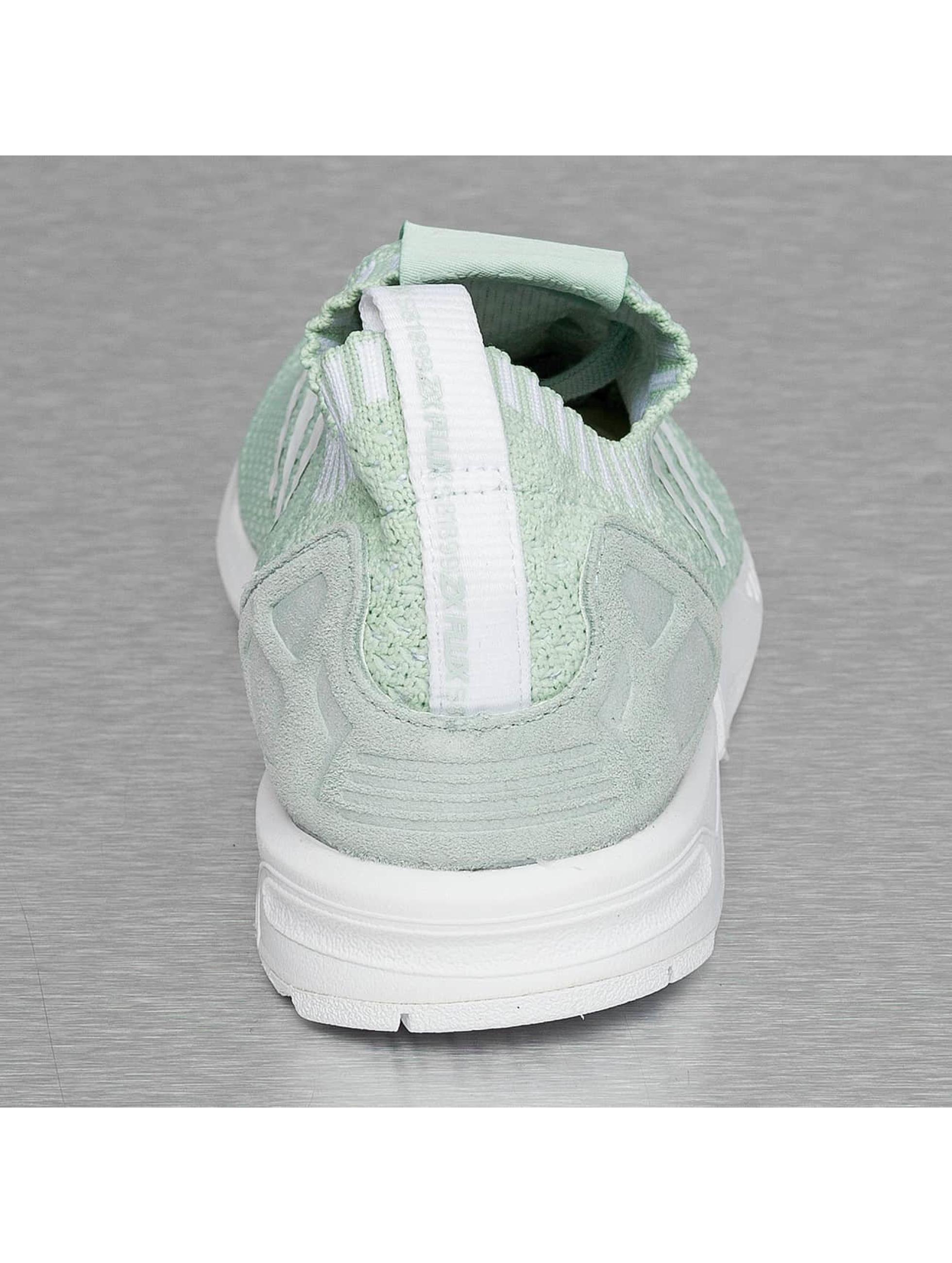 adidas Сникеры ZX Flux PK зеленый