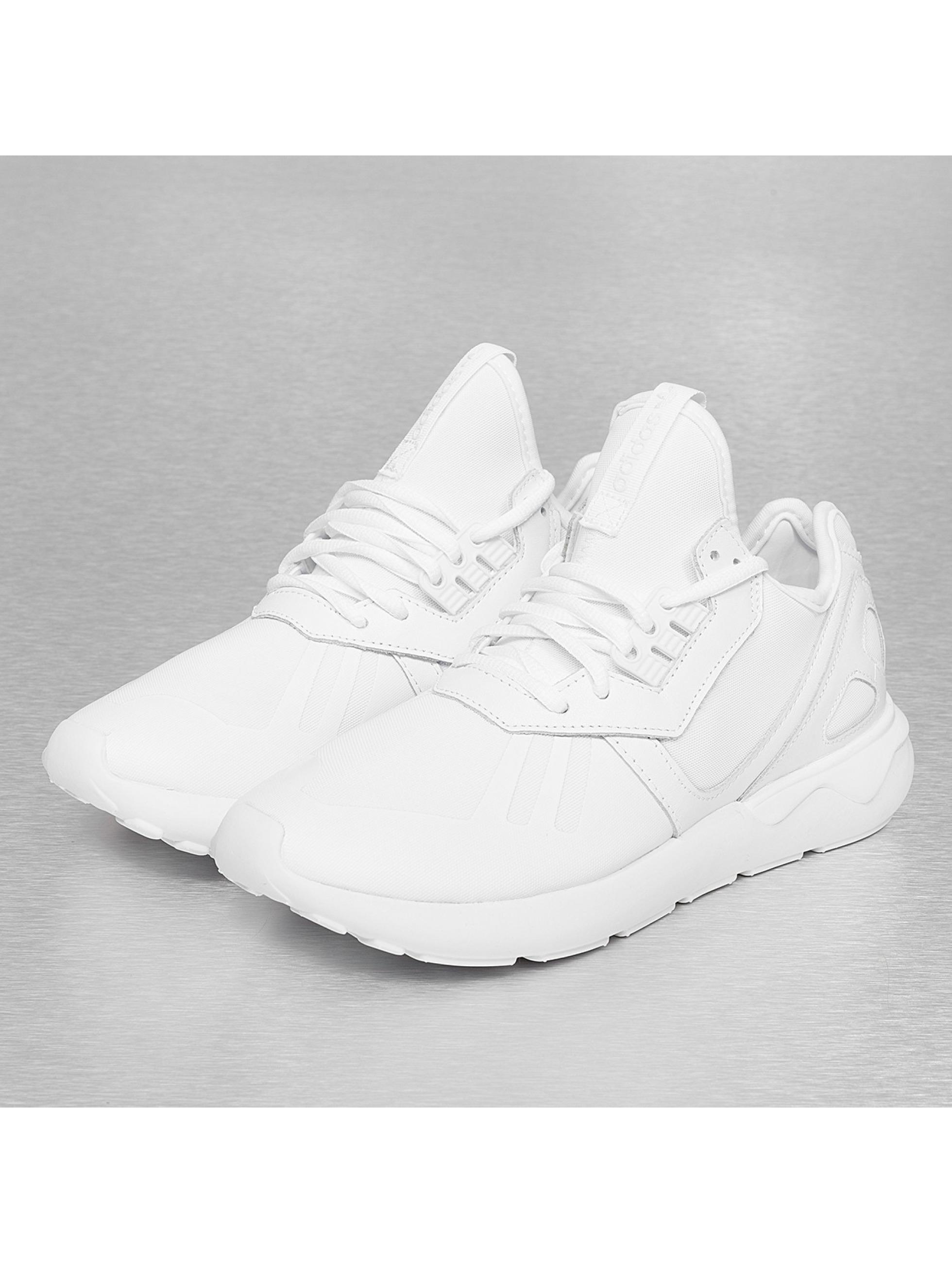 adidas tubular blanche