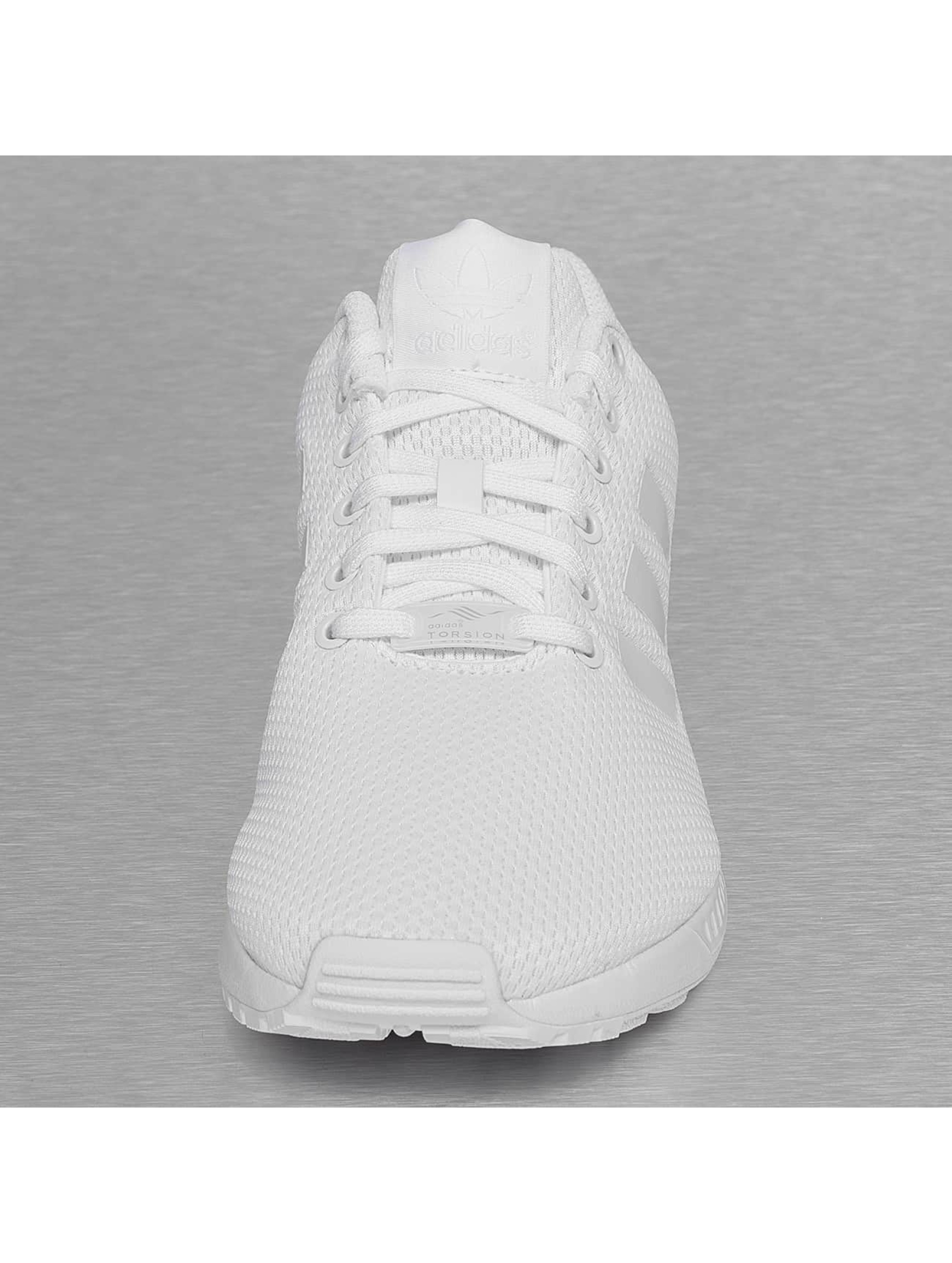 adidas Baskets ZX Flux blanc