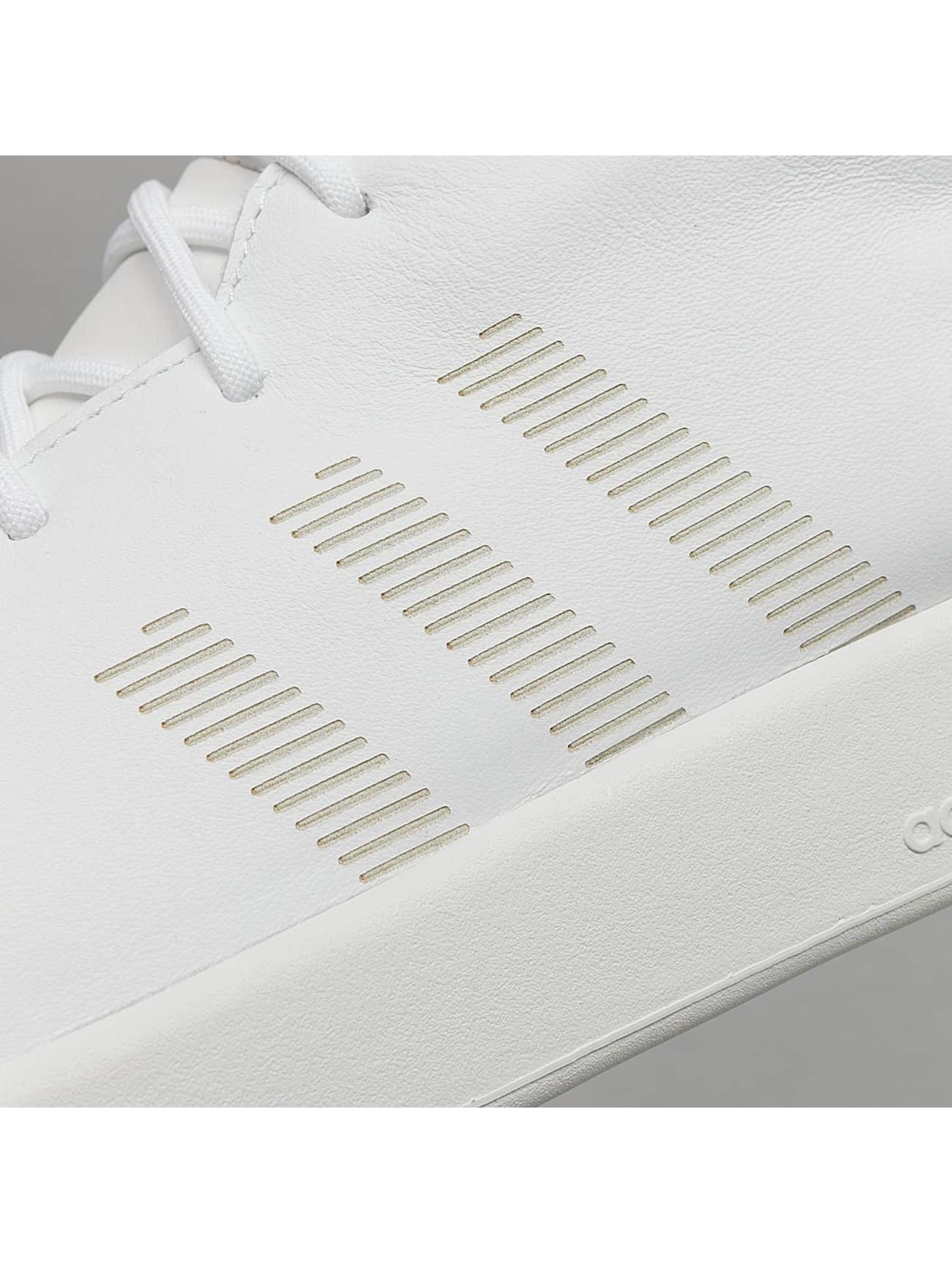 adidas Baskets Tubular Invader blanc