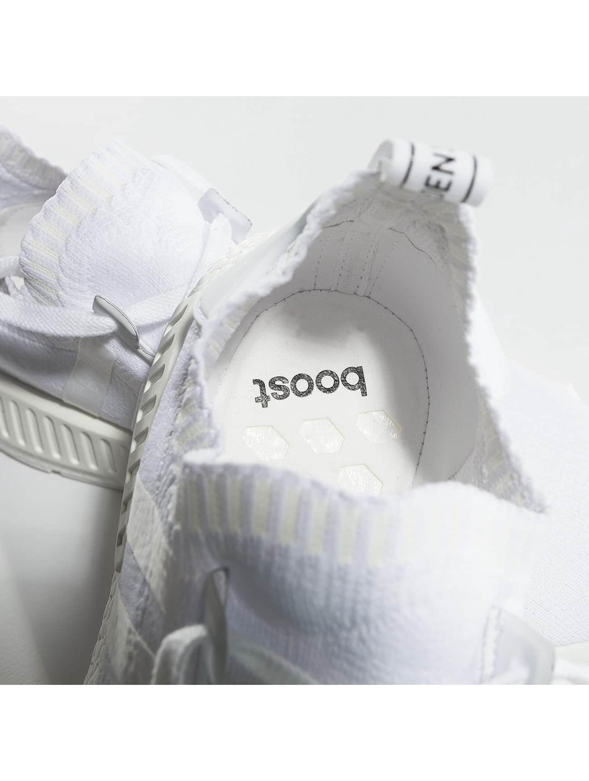 adidas Baskets NMD_R1 PK blanc