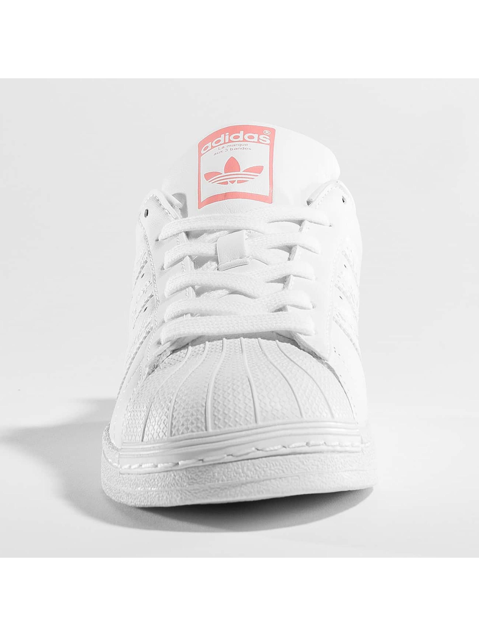 adidas Baskets Superstar W blanc