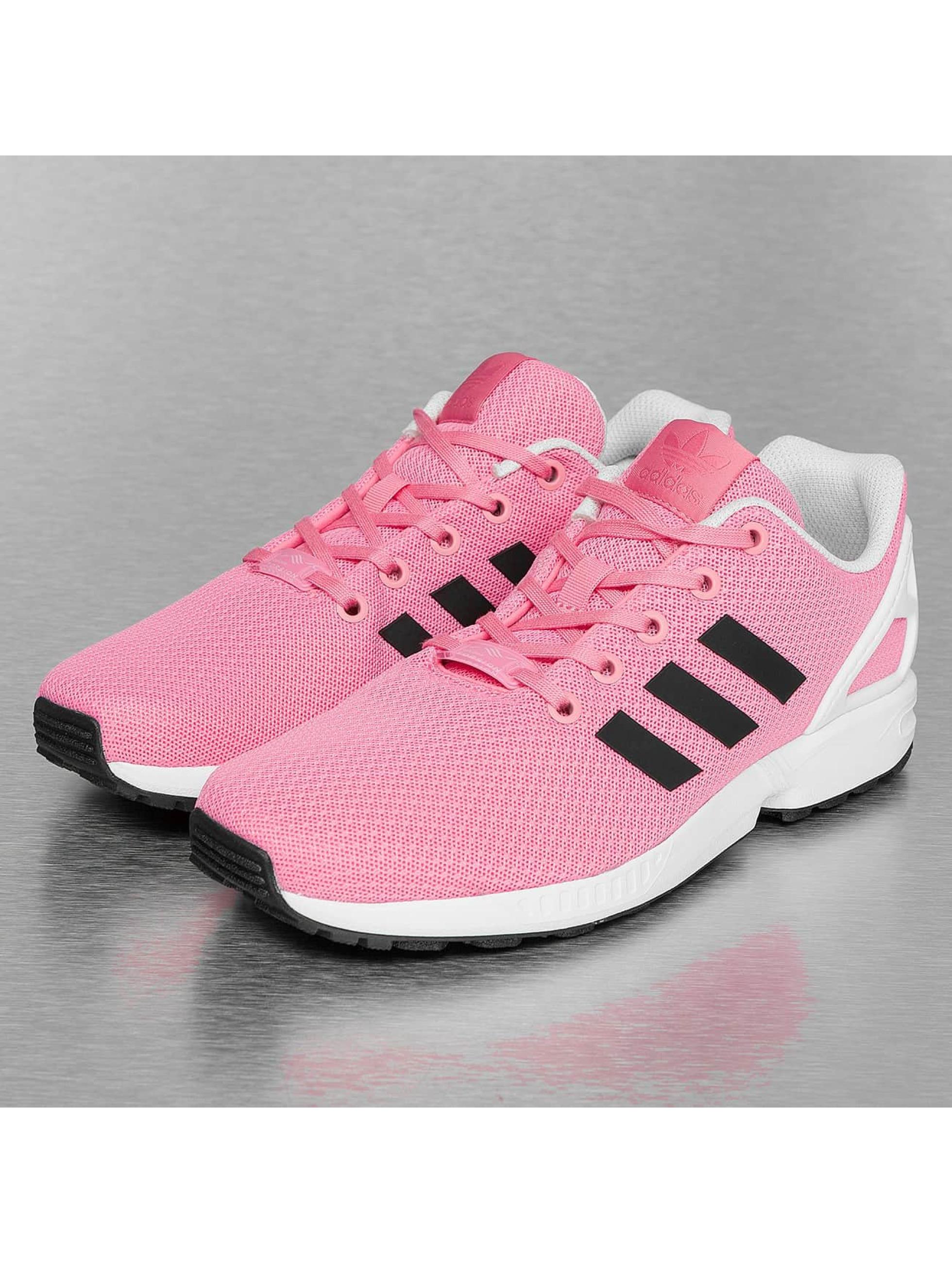 buy online 6b963 8f020 ... adidas Chaussures   Baskets ZX Flux J en magenta ...