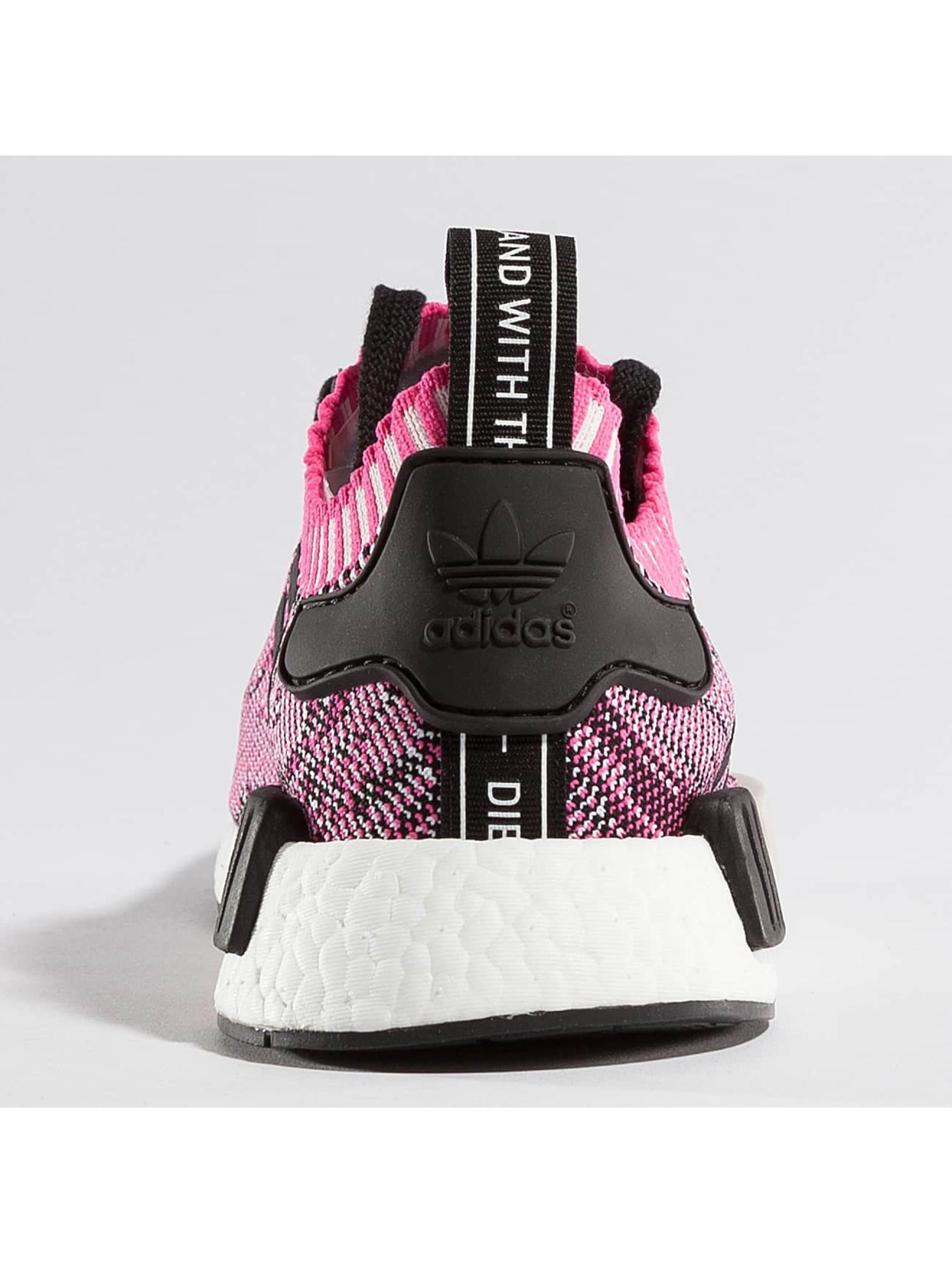 adidas Baskets NMD R1 Primeknit magenta
