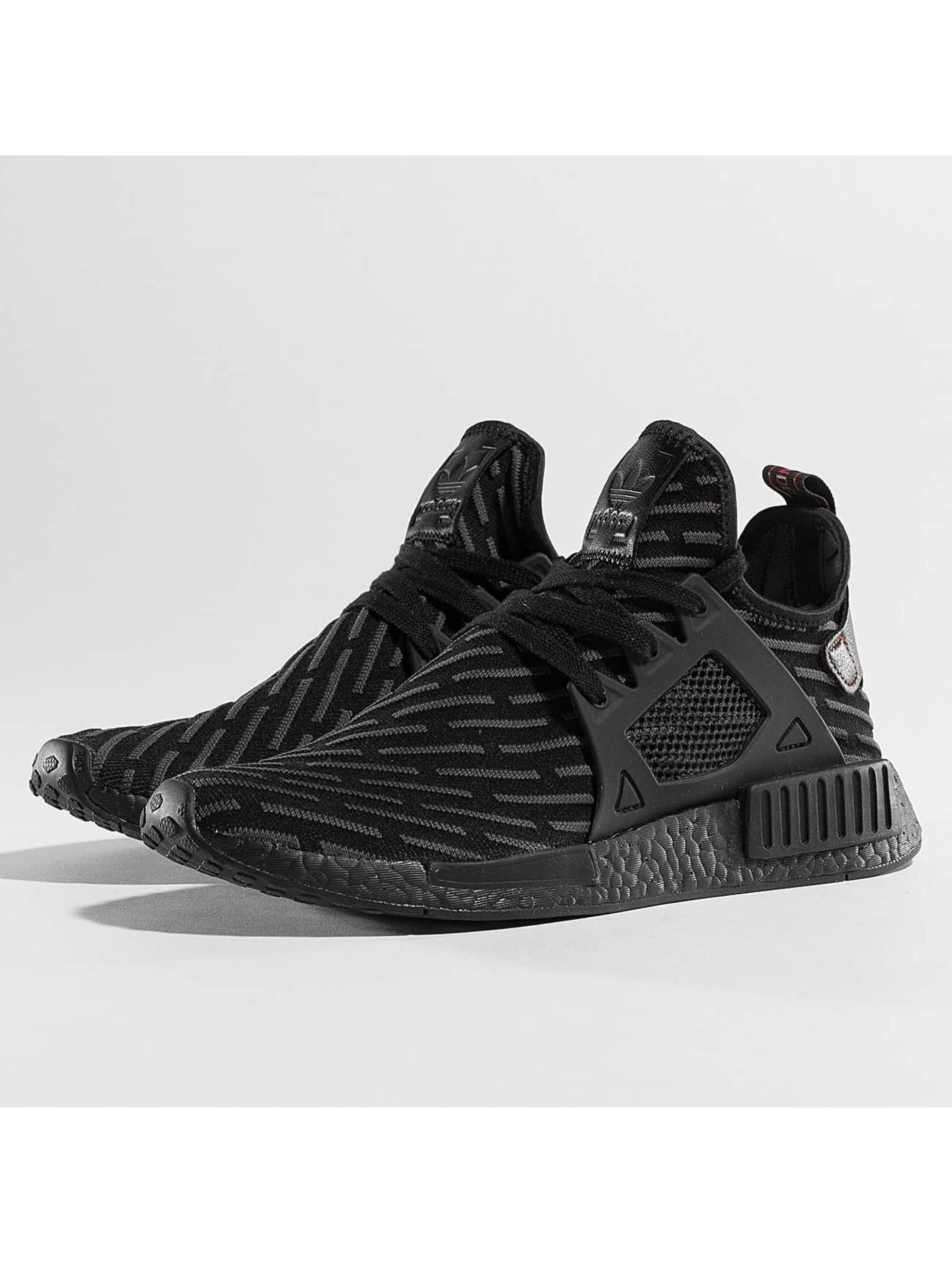 adidas Chaussures / Baskets NMD XR1 Primeknit en noir