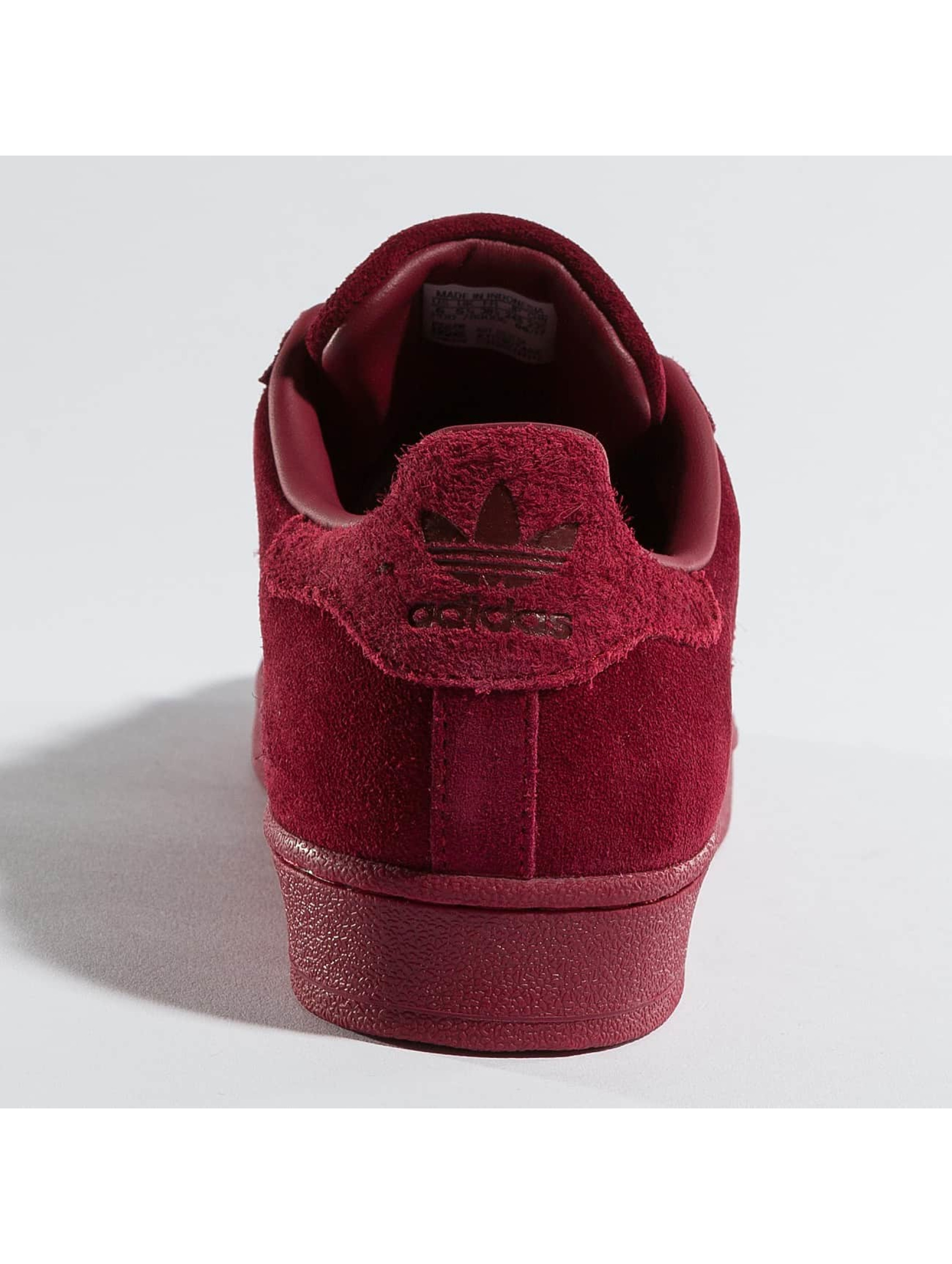 adidas Baskets Superstar Sneakers rouge