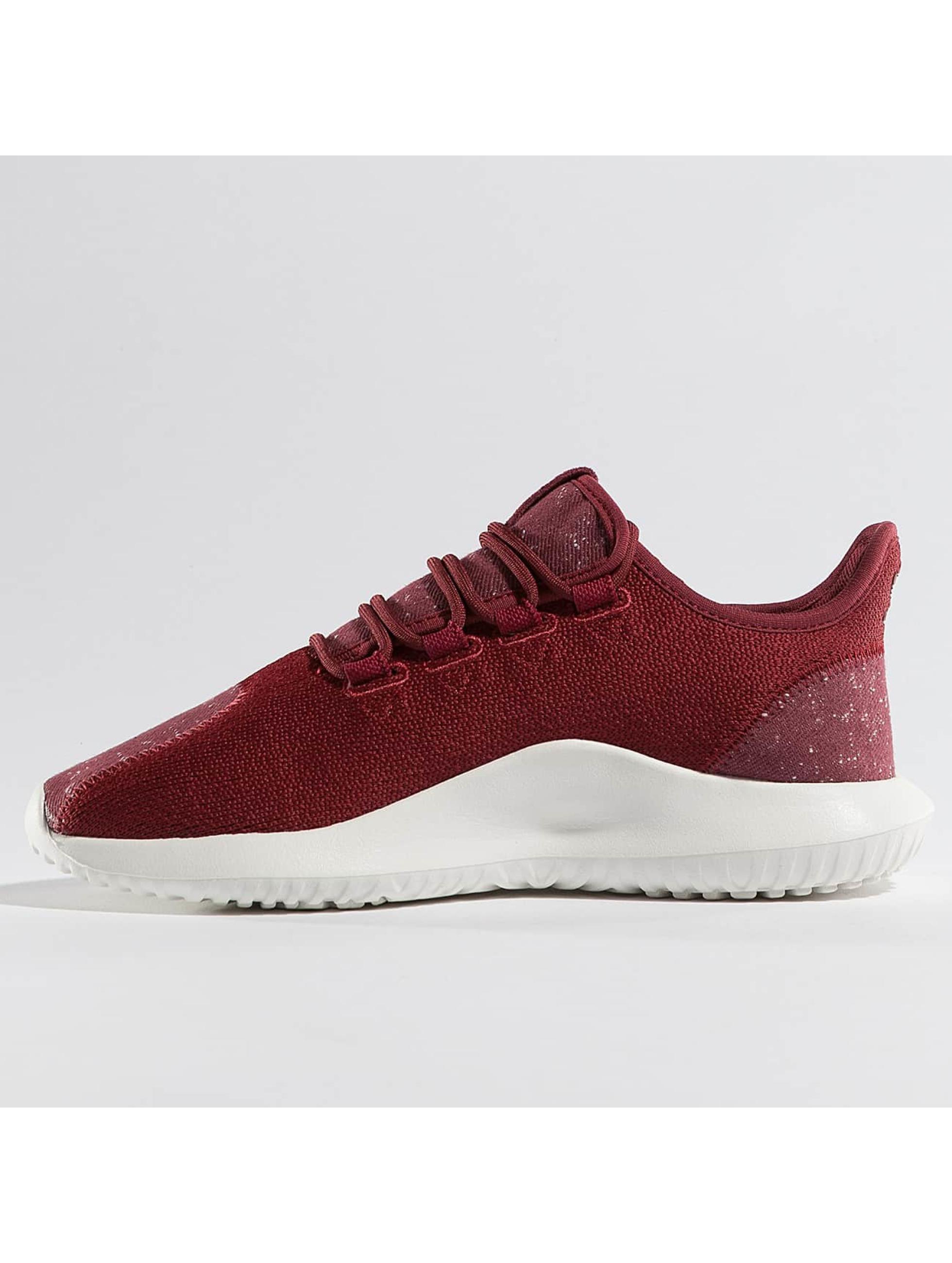 adidas Baskets Tubular Shadow J rouge