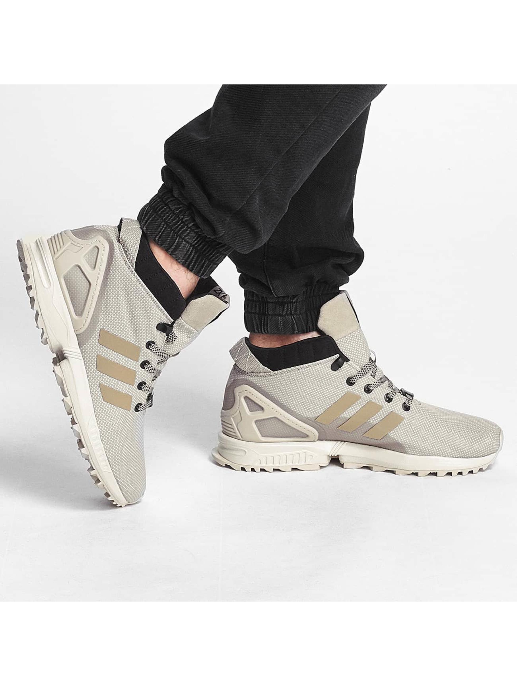 adidas herren boots zx flux 5 8 tr in beige 415655. Black Bedroom Furniture Sets. Home Design Ideas