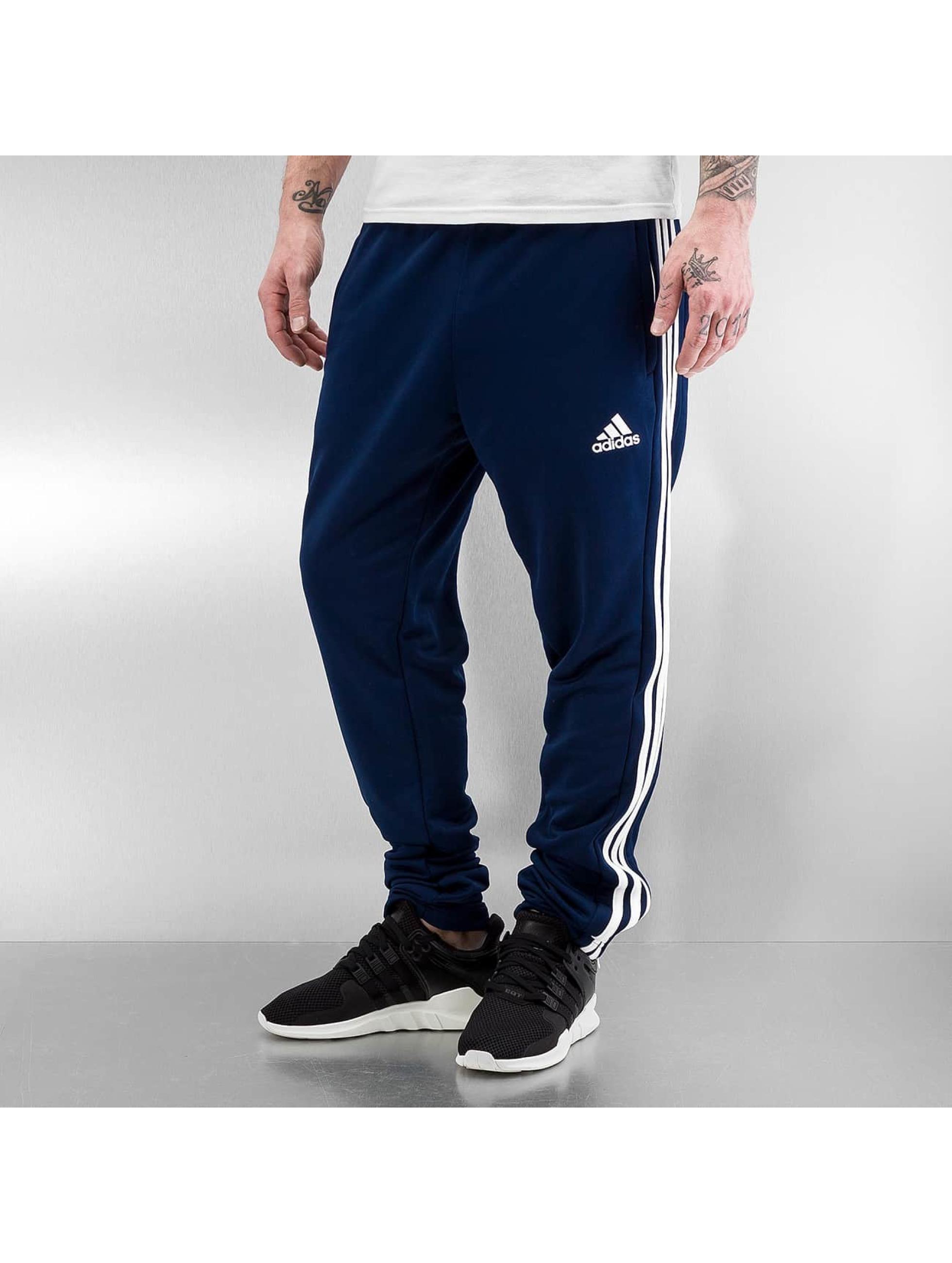 Adidas Boxing MMA Pantalon / Jogging Boxing MMA T16 en bleu