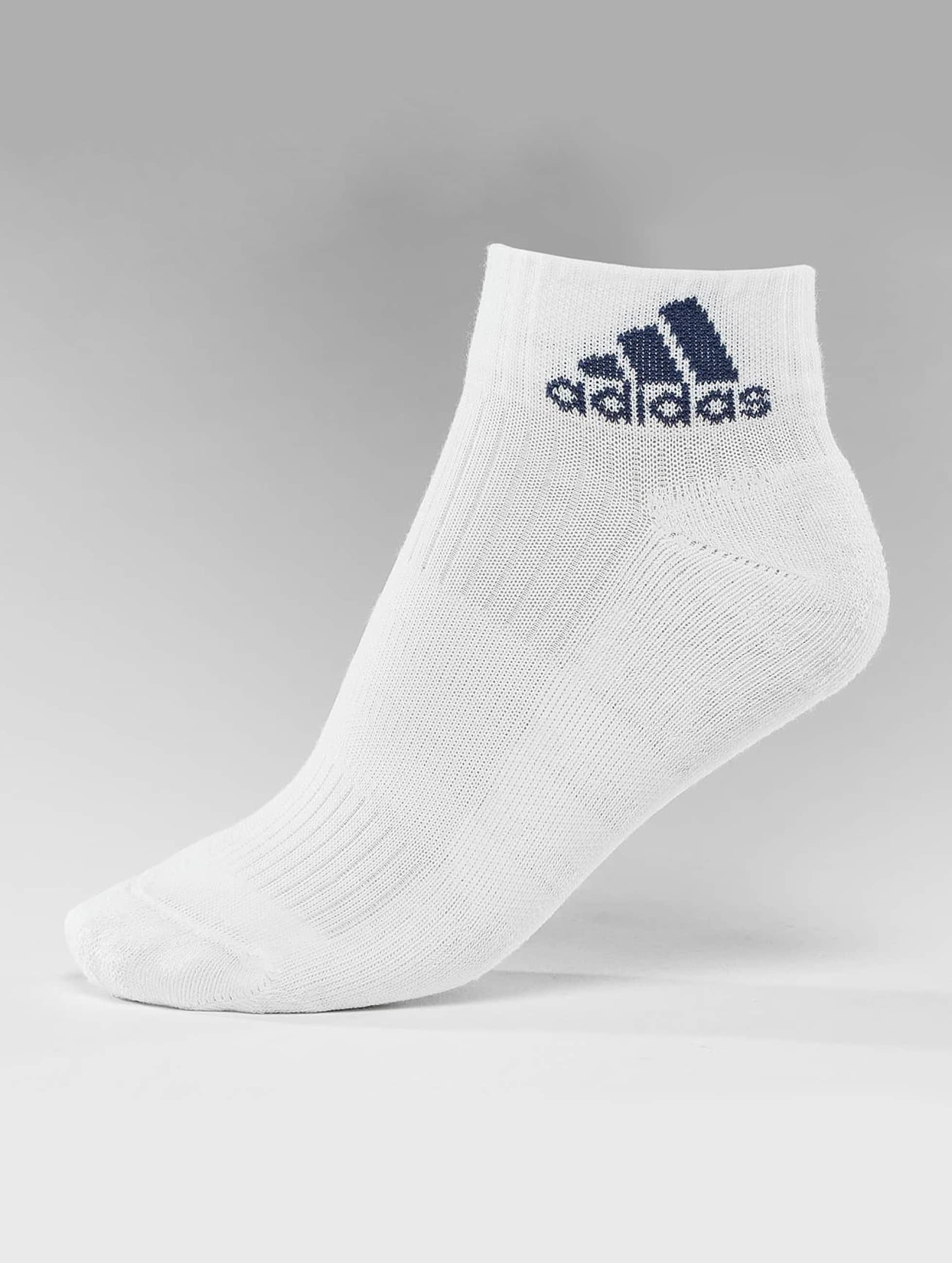adidas Calcetines 3-Stripes Per An HC 3-Pairs azul