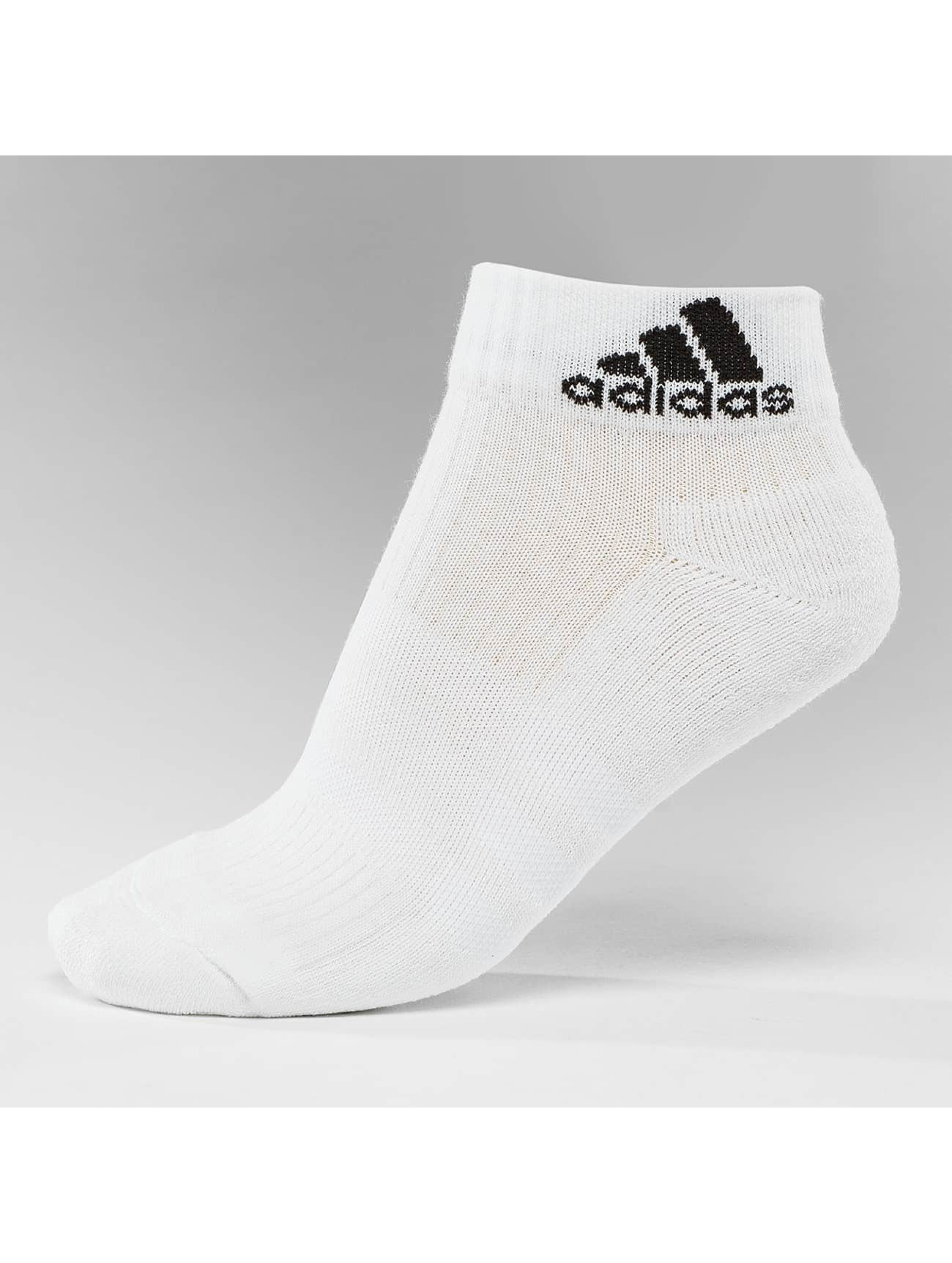 adidas Chaussettes 3-Stripes An HC 3-Pairs blanc