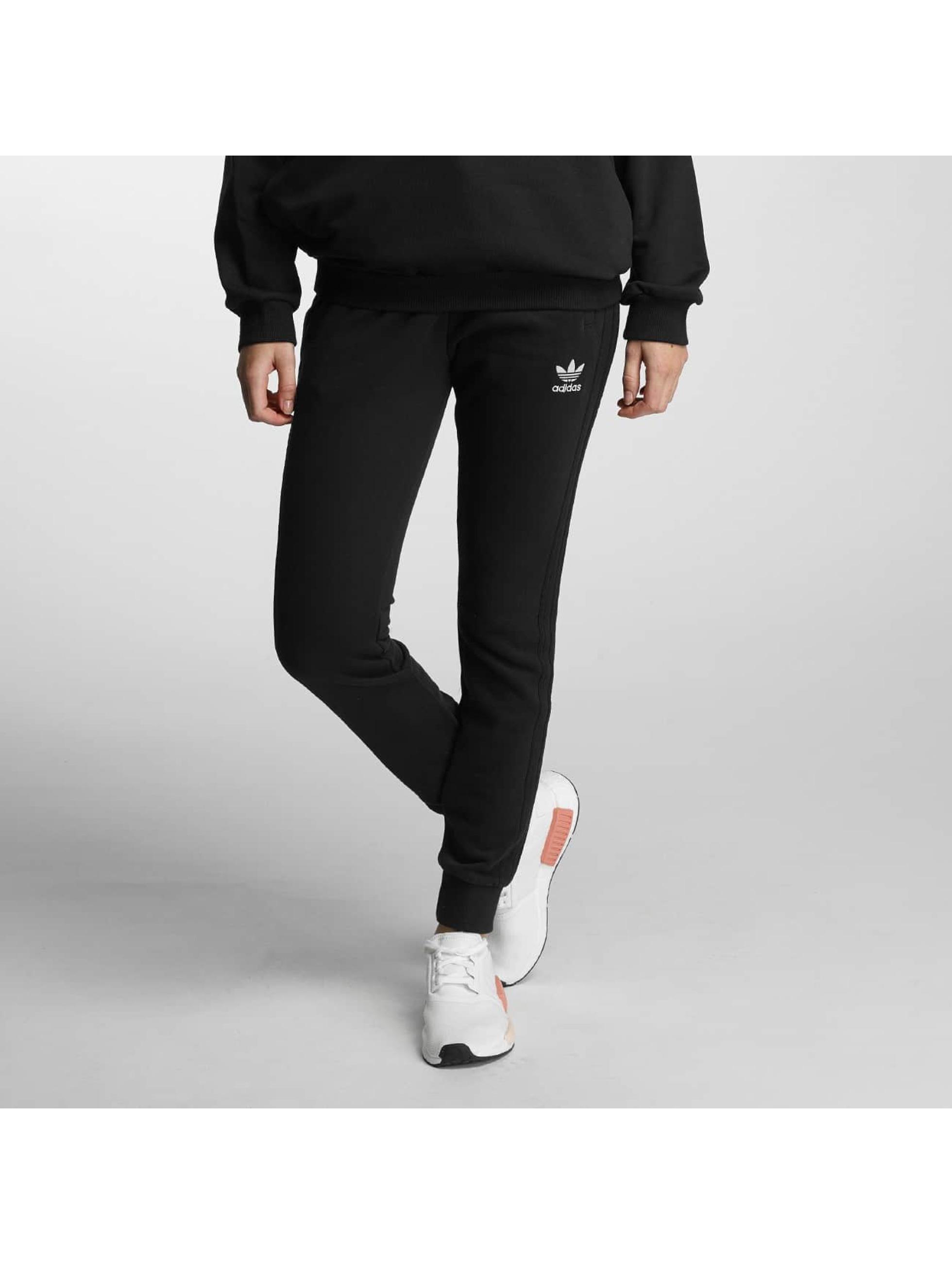 adidas Joggebukser Slim Cut svart