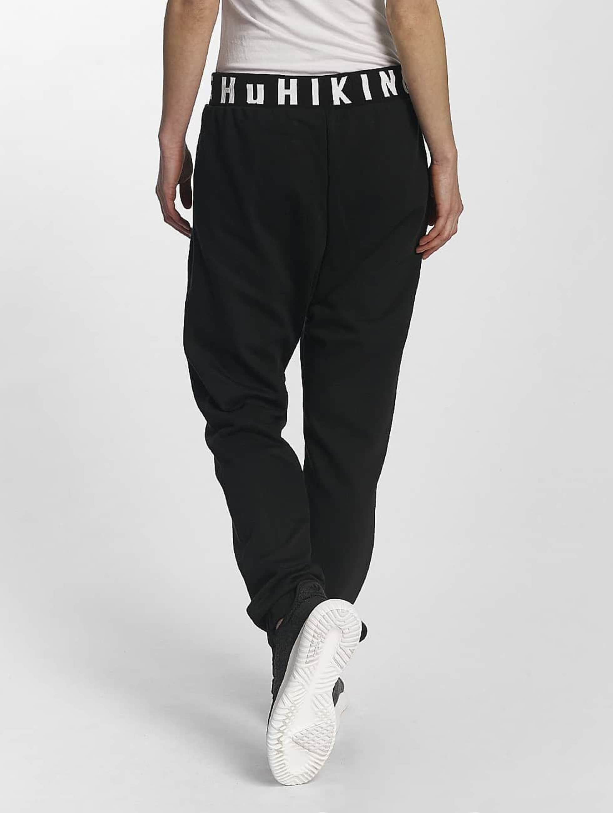 adidas Joggebukser PW HU Hiking Low Crotch svart