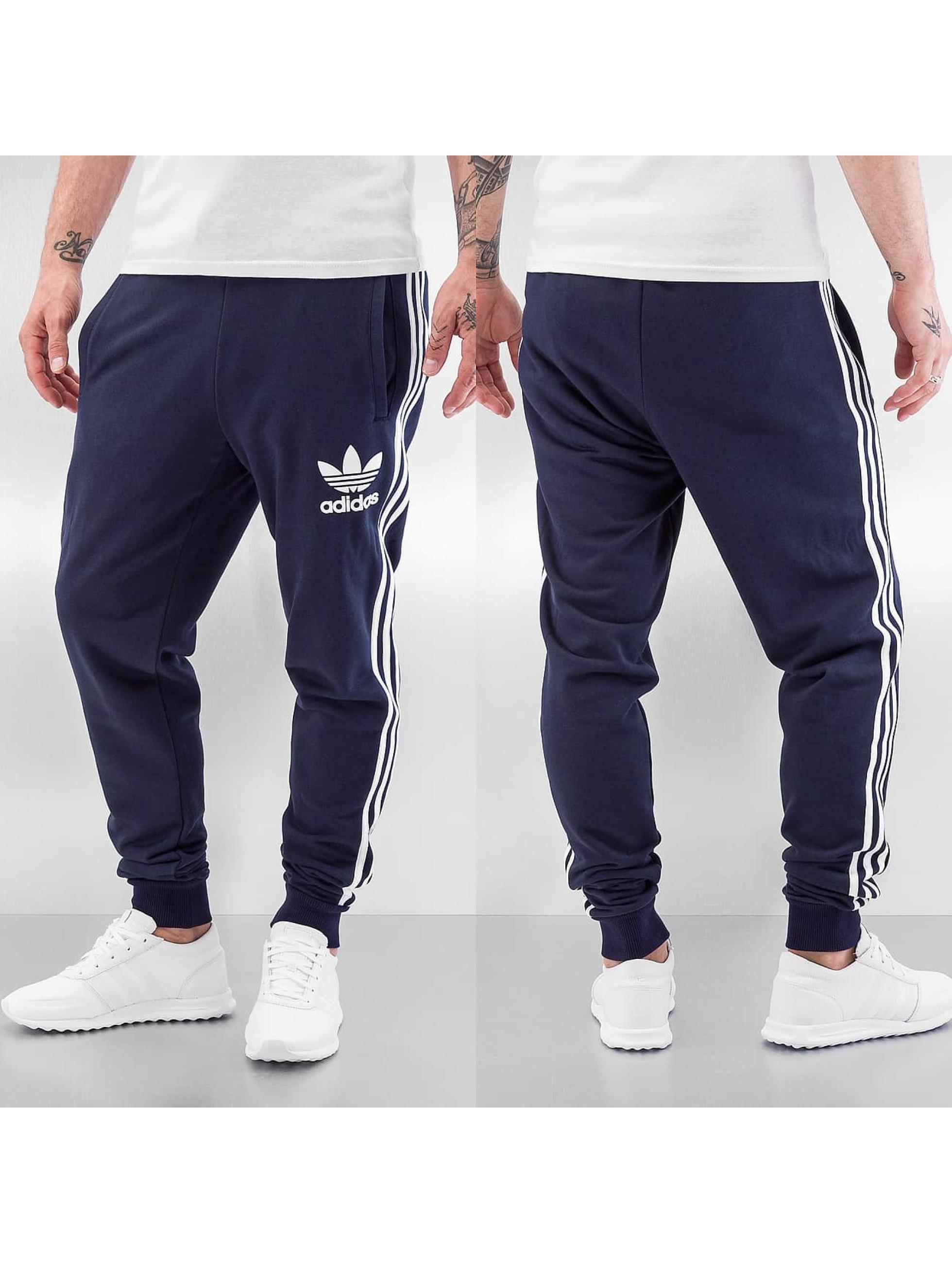 adidas Pantalon / Jogging CLFN Cuffed French Terry en noir