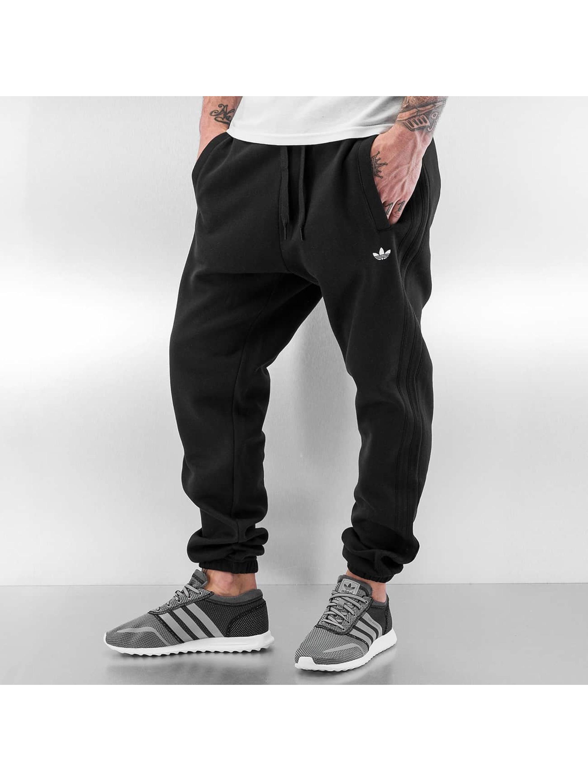 adidas Pantalon / Jogging Classic Trefoil en noir