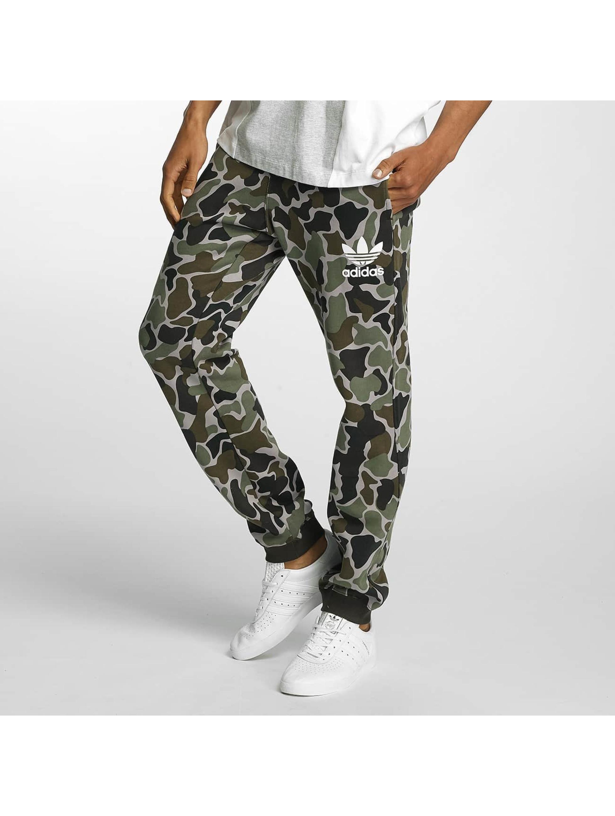 adidas heren joggingbroek Camo - camouflage