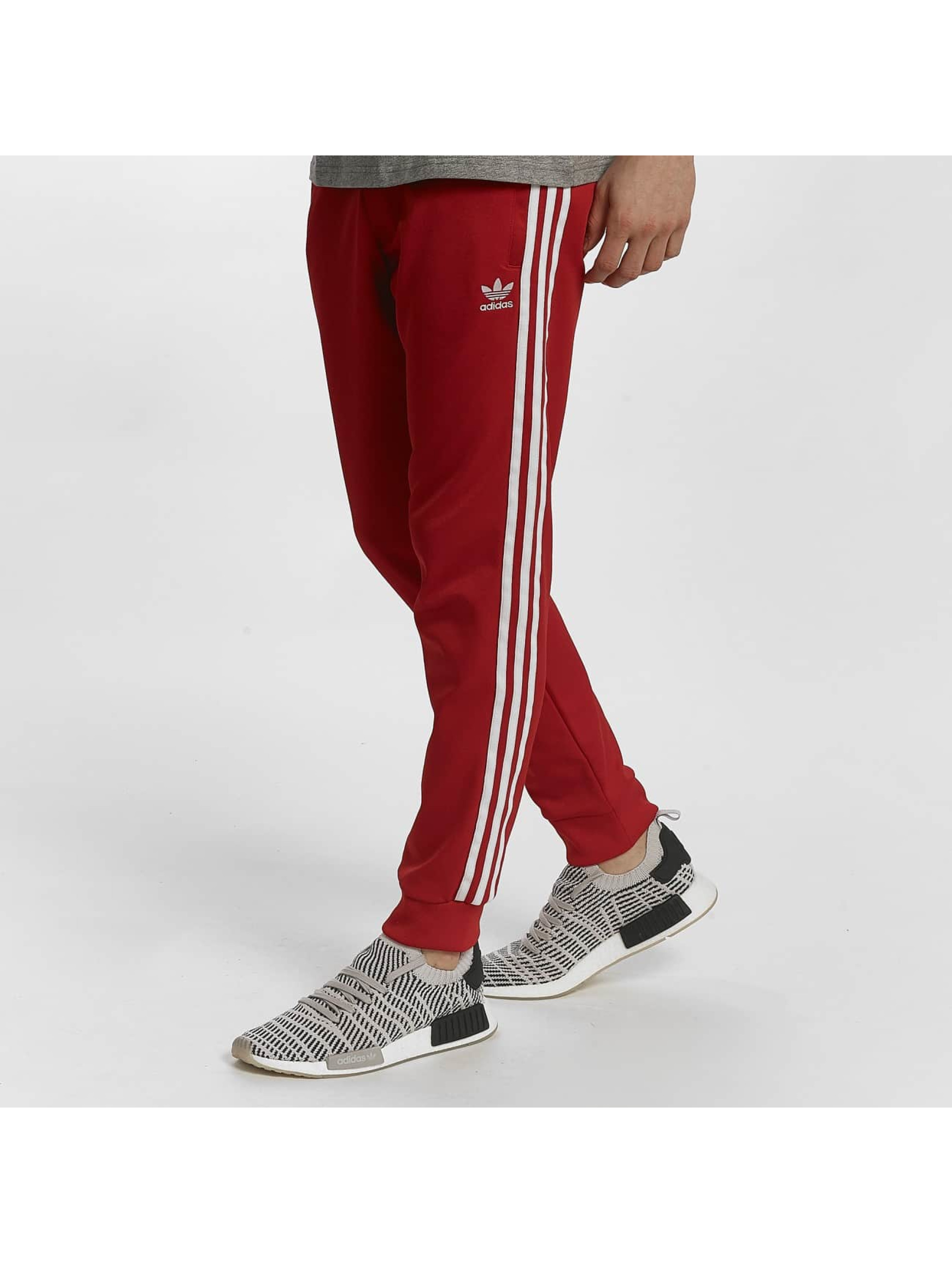 adidas Joggingbyxor Superstar röd