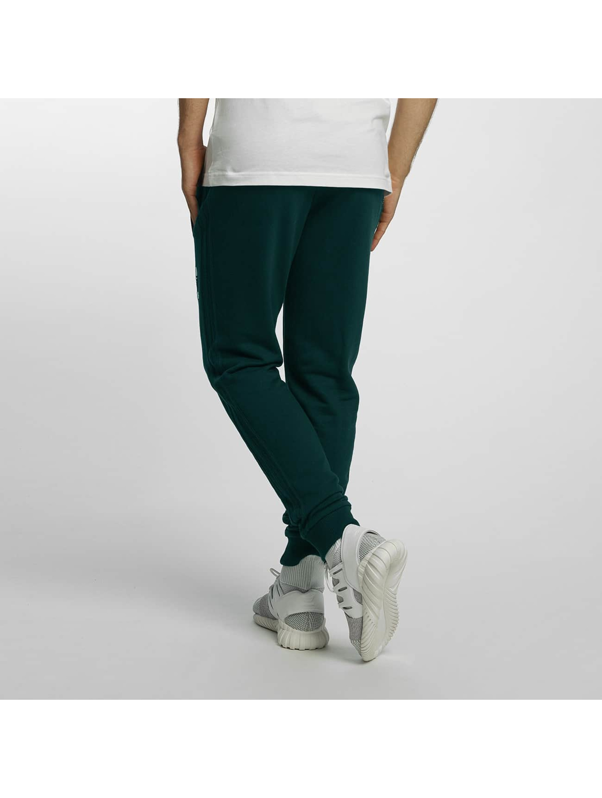 adidas Jogginghose 3 Striped grün