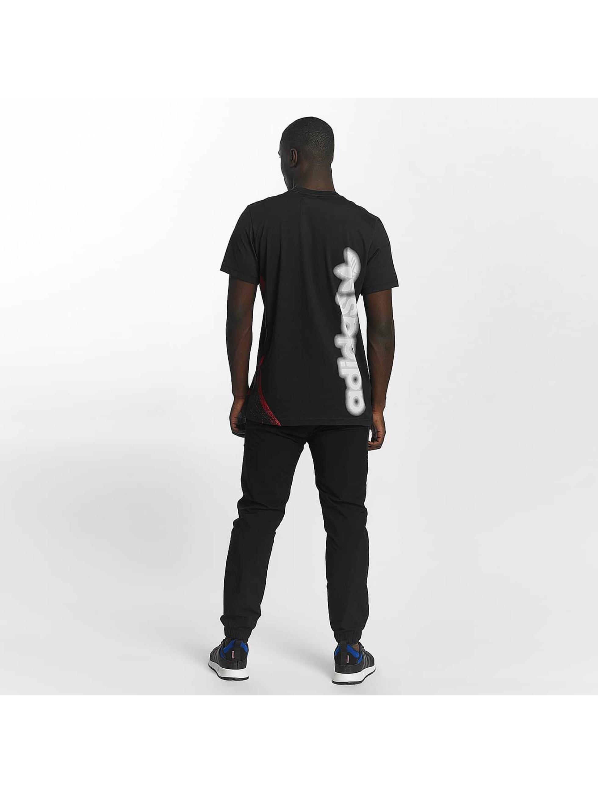 adidas Jogginghose Tribe Slim schwarz