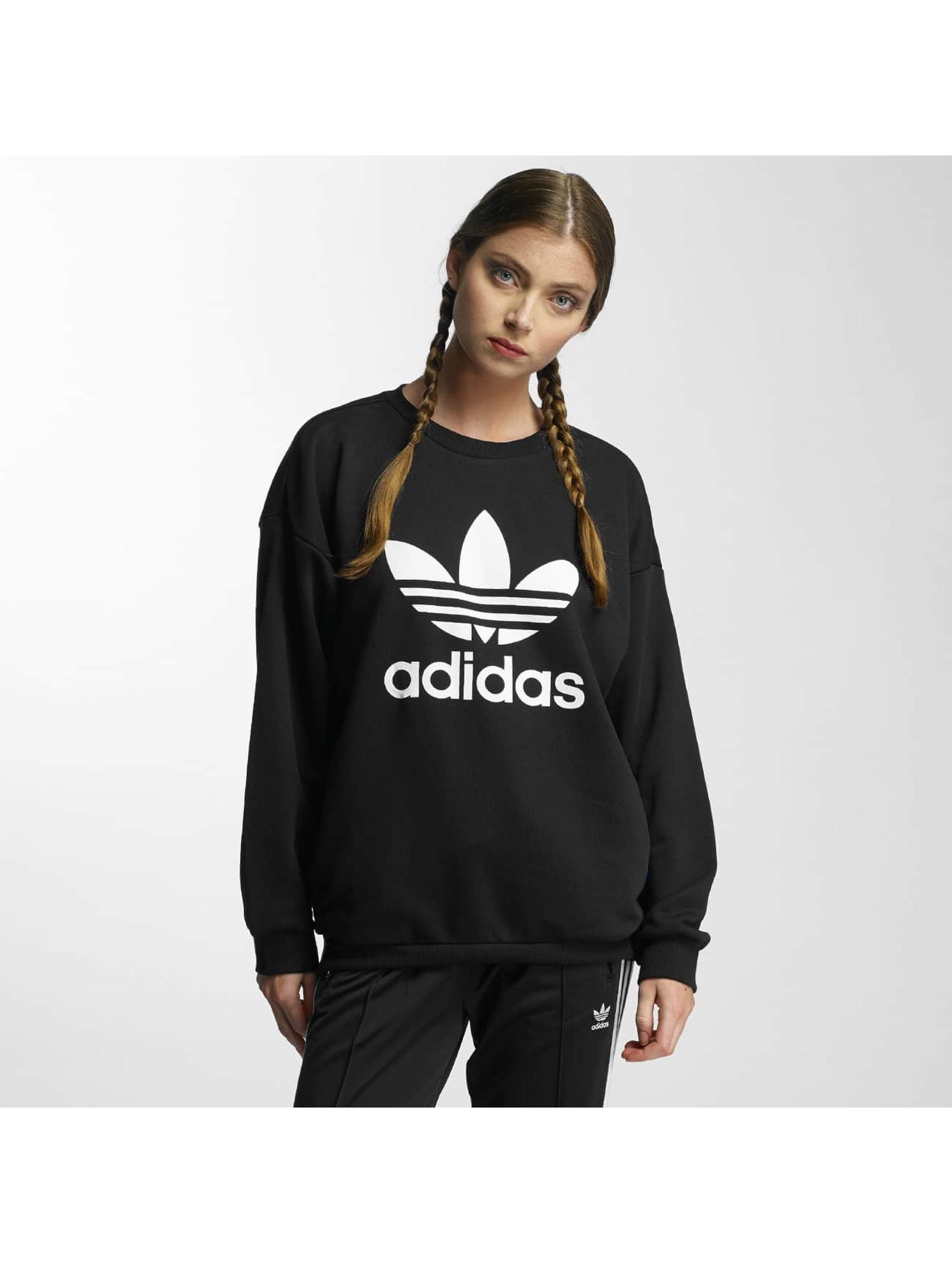 adidas Jumper Trefoil black