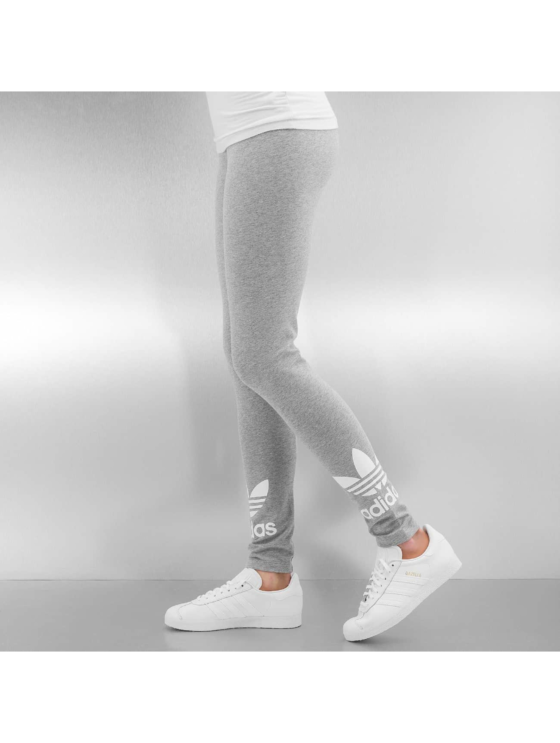 adidas trefoil gris femme legging adidas acheter pas cher pantalon 302621. Black Bedroom Furniture Sets. Home Design Ideas