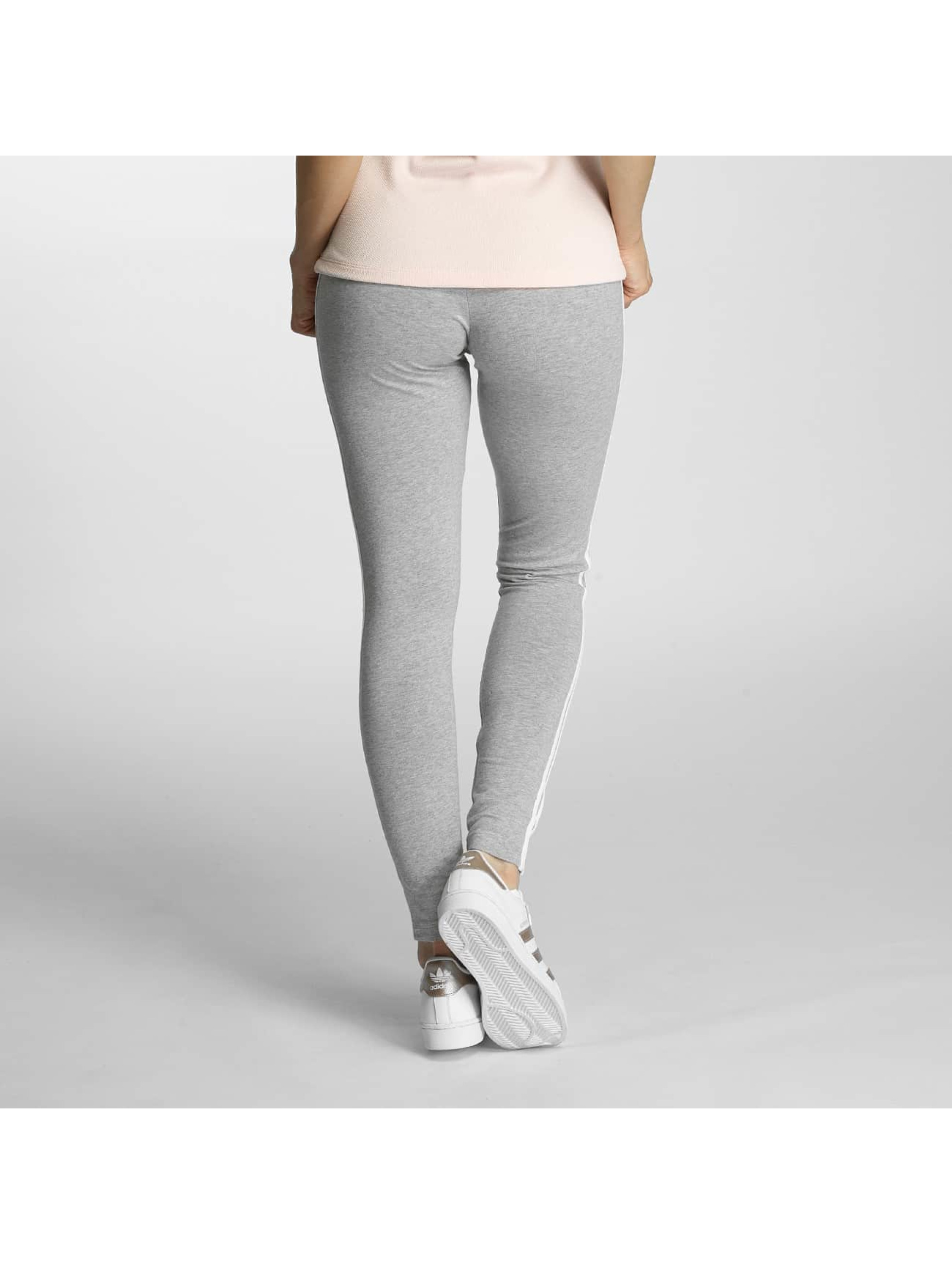 adidas Legging/Tregging 3 Stripes grey