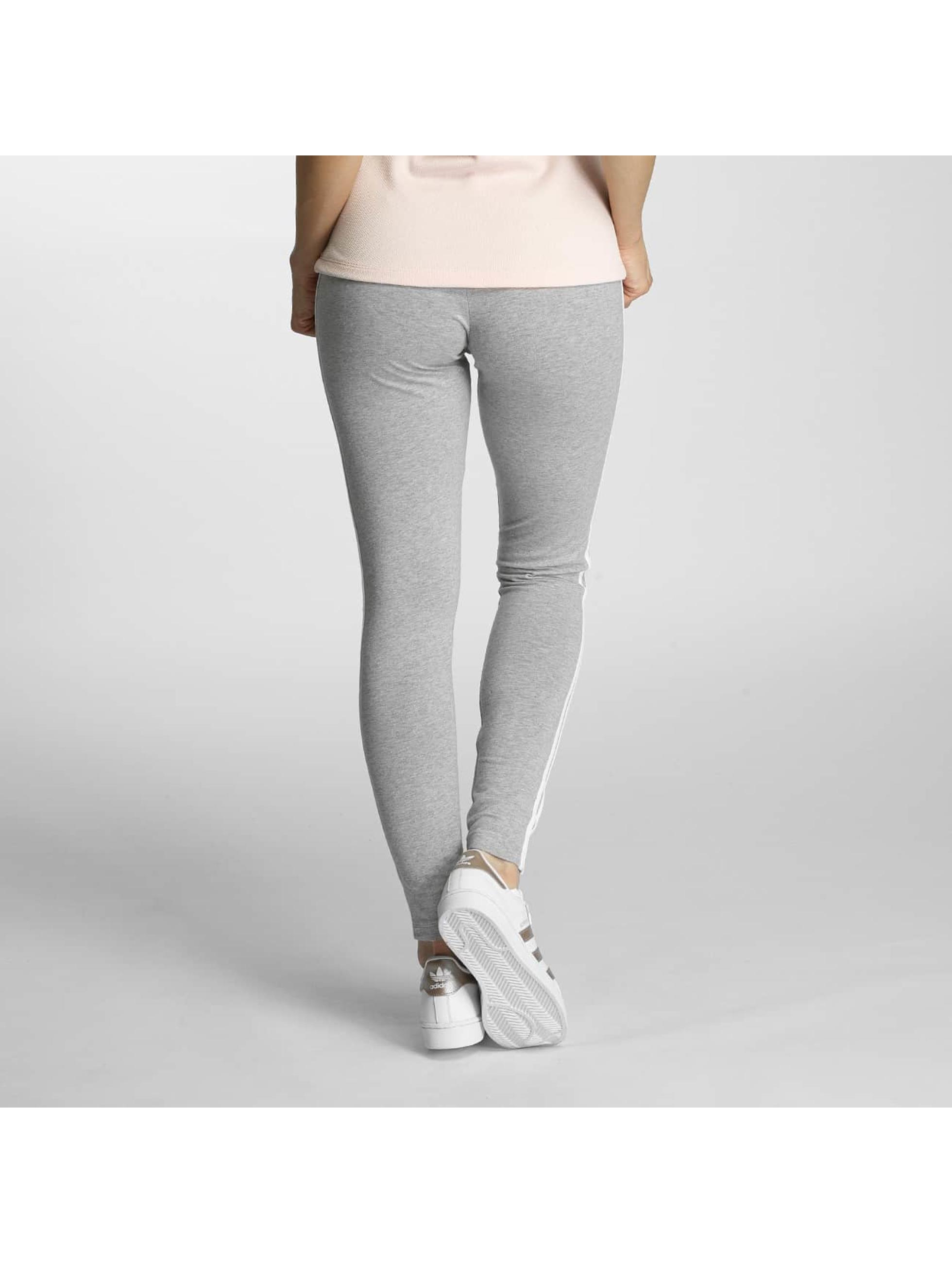 adidas Leggings/Treggings 3 Stripes gray